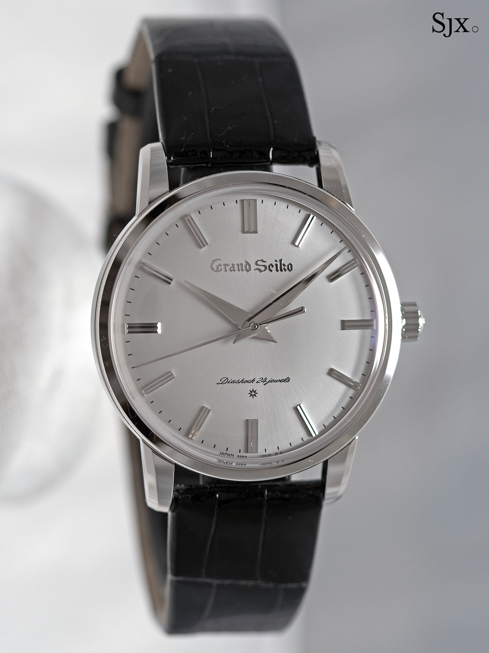 Grand Seiko remake SBGW251 platinum 1