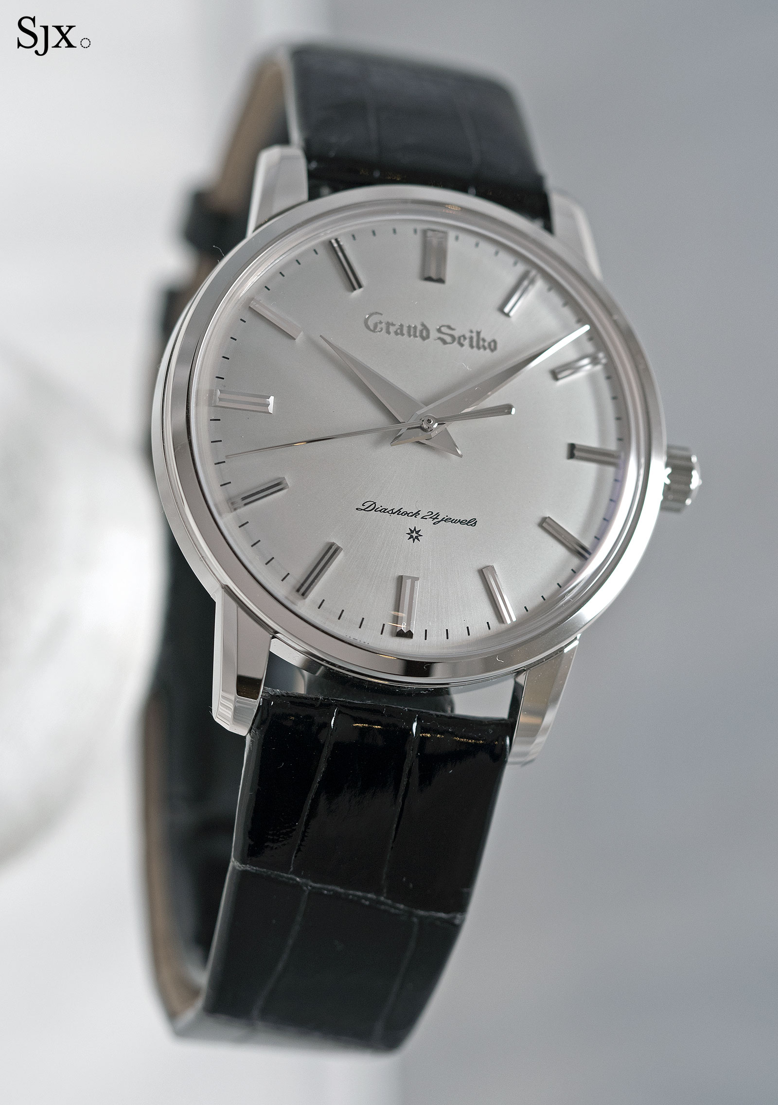 Grand Seiko remake SBGW251 platinum 2