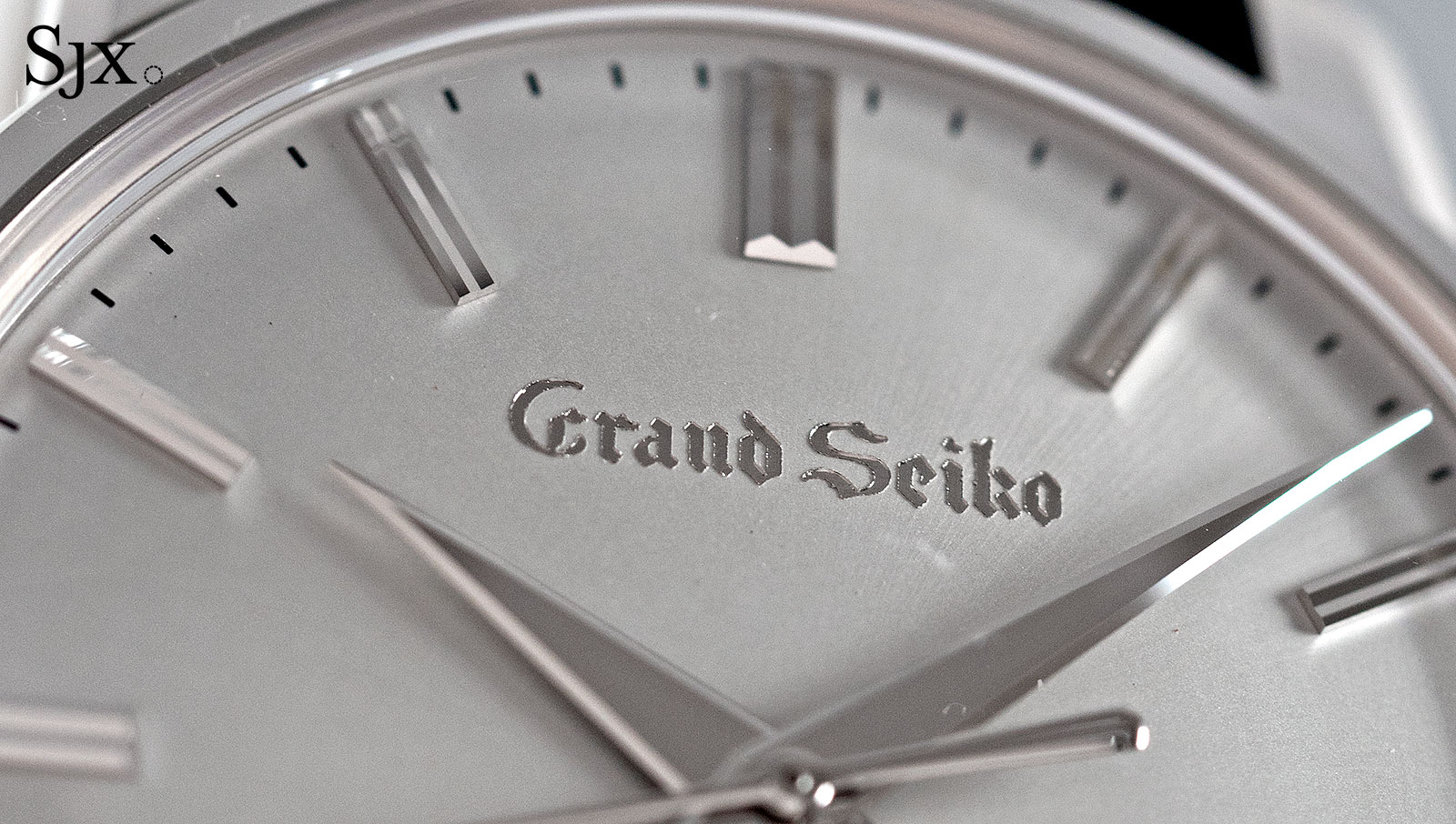 Grand Seiko remake SBGW251 platinum 5
