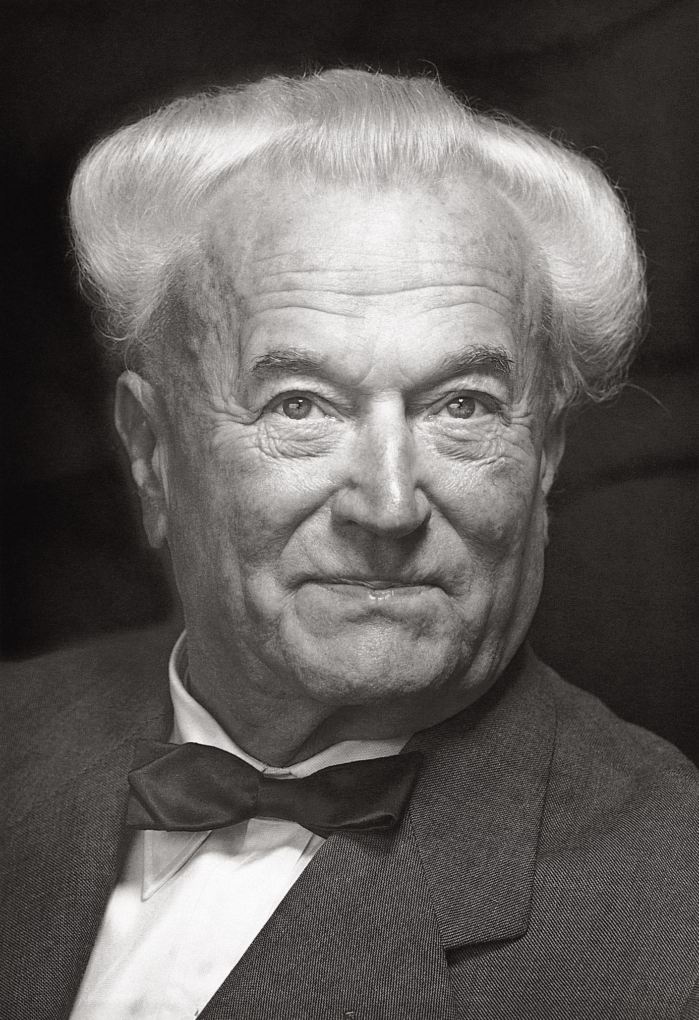 Hans Wilsdorf Rolex 1950
