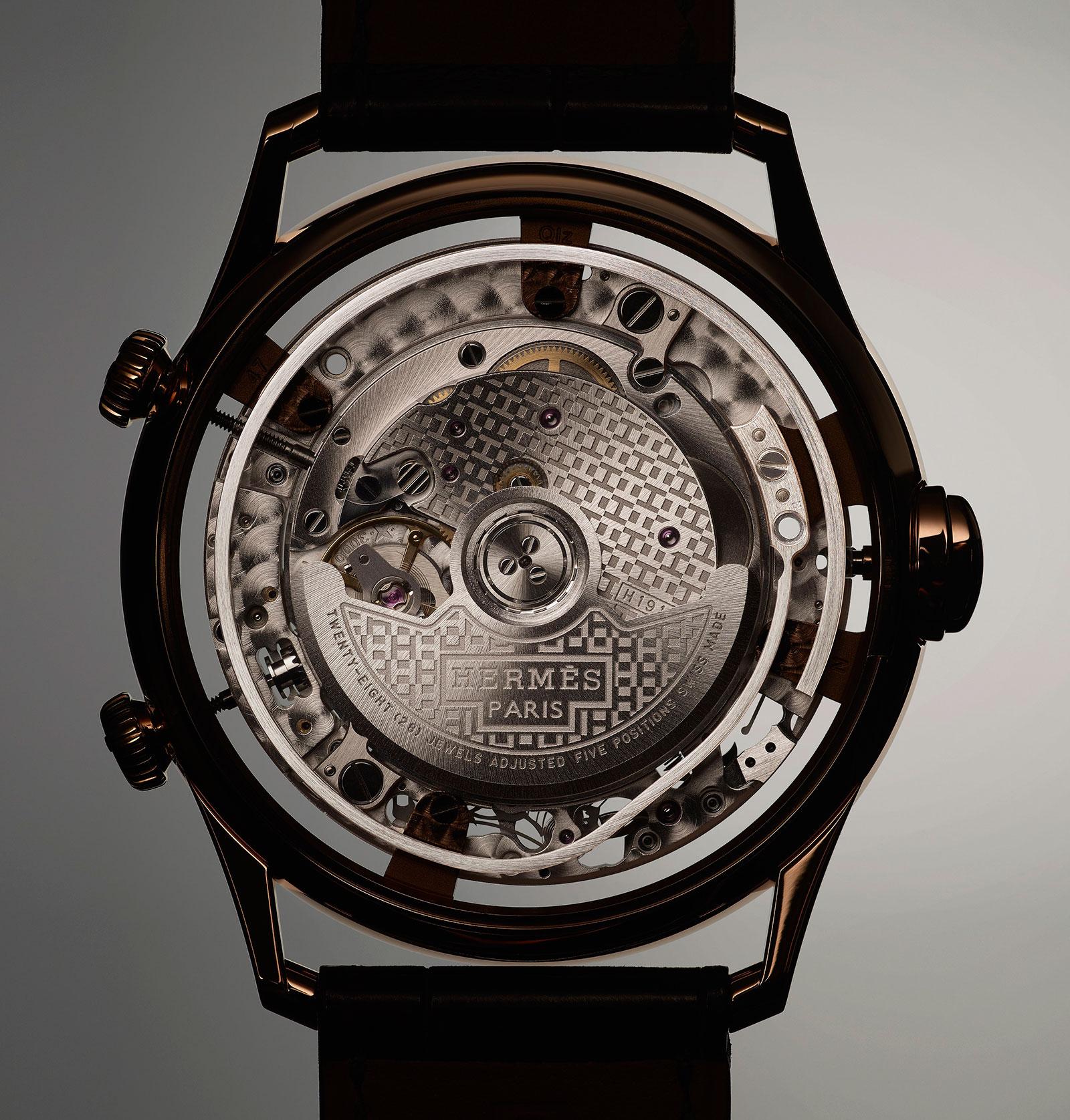 Hermes Slim d'Hermès L'heure impatiente 2