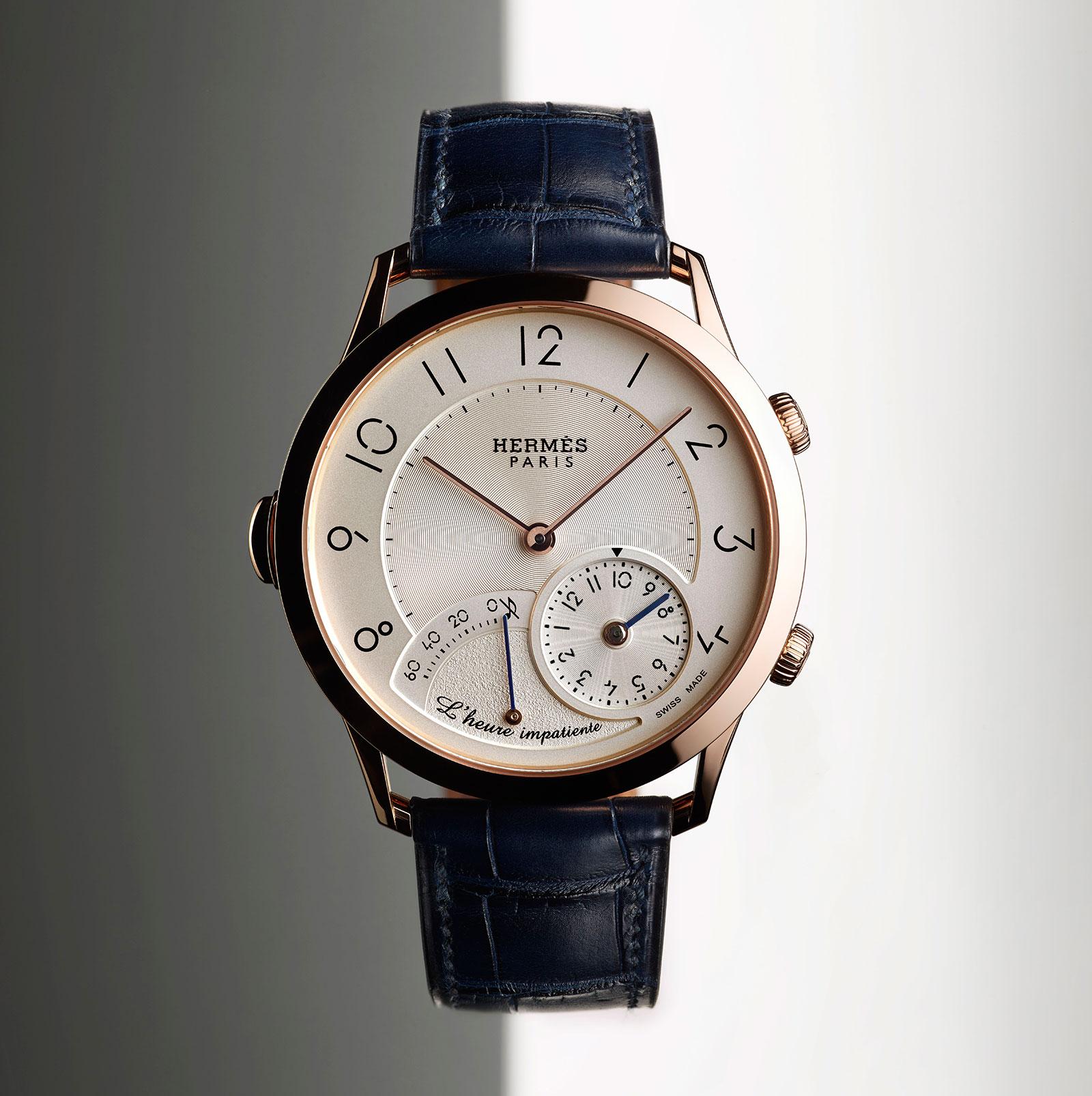Hermes Slim d'Hermès L'heure impatiente 4