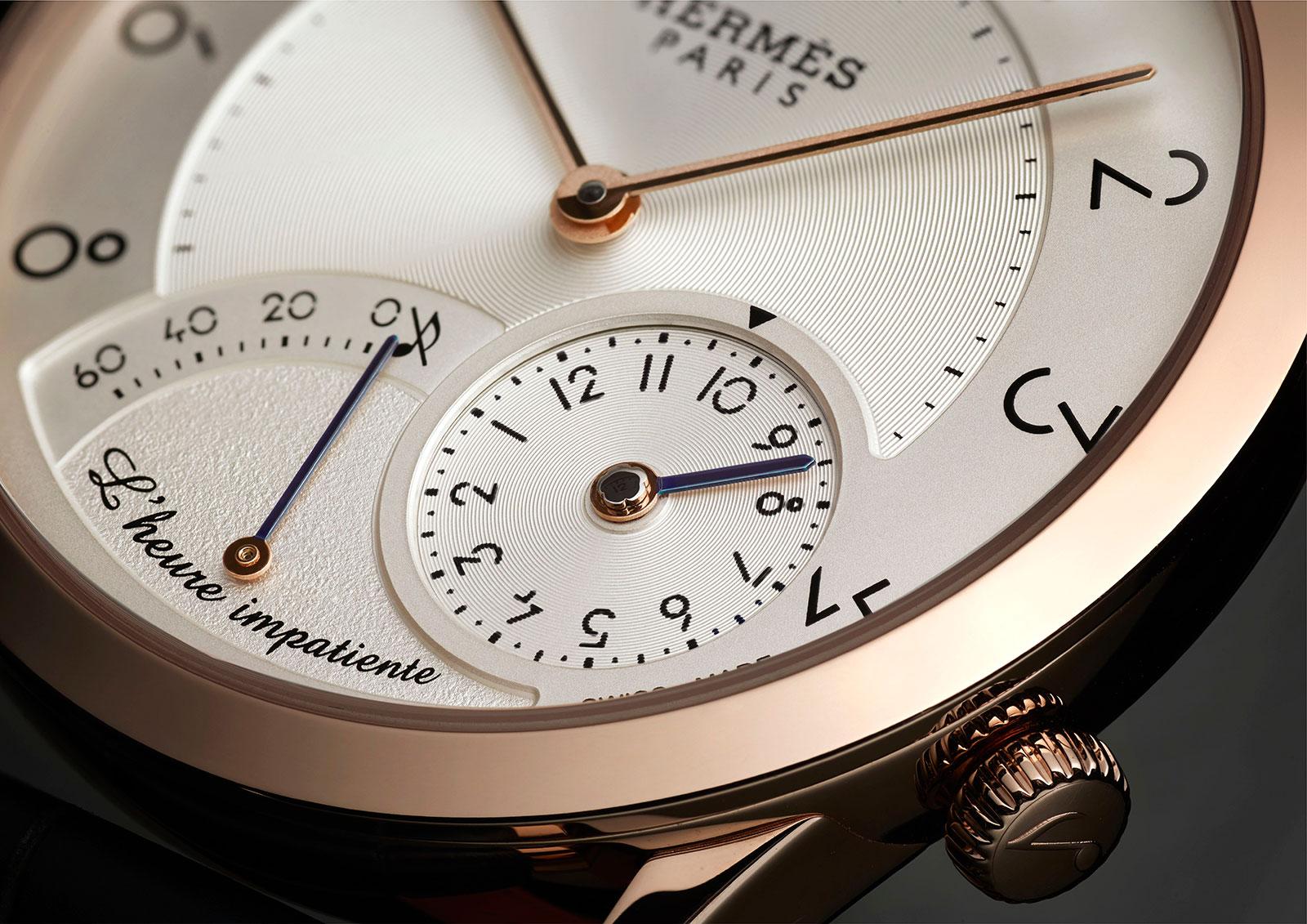 Hermes Slim d'Hermès L'heure impatiente 5