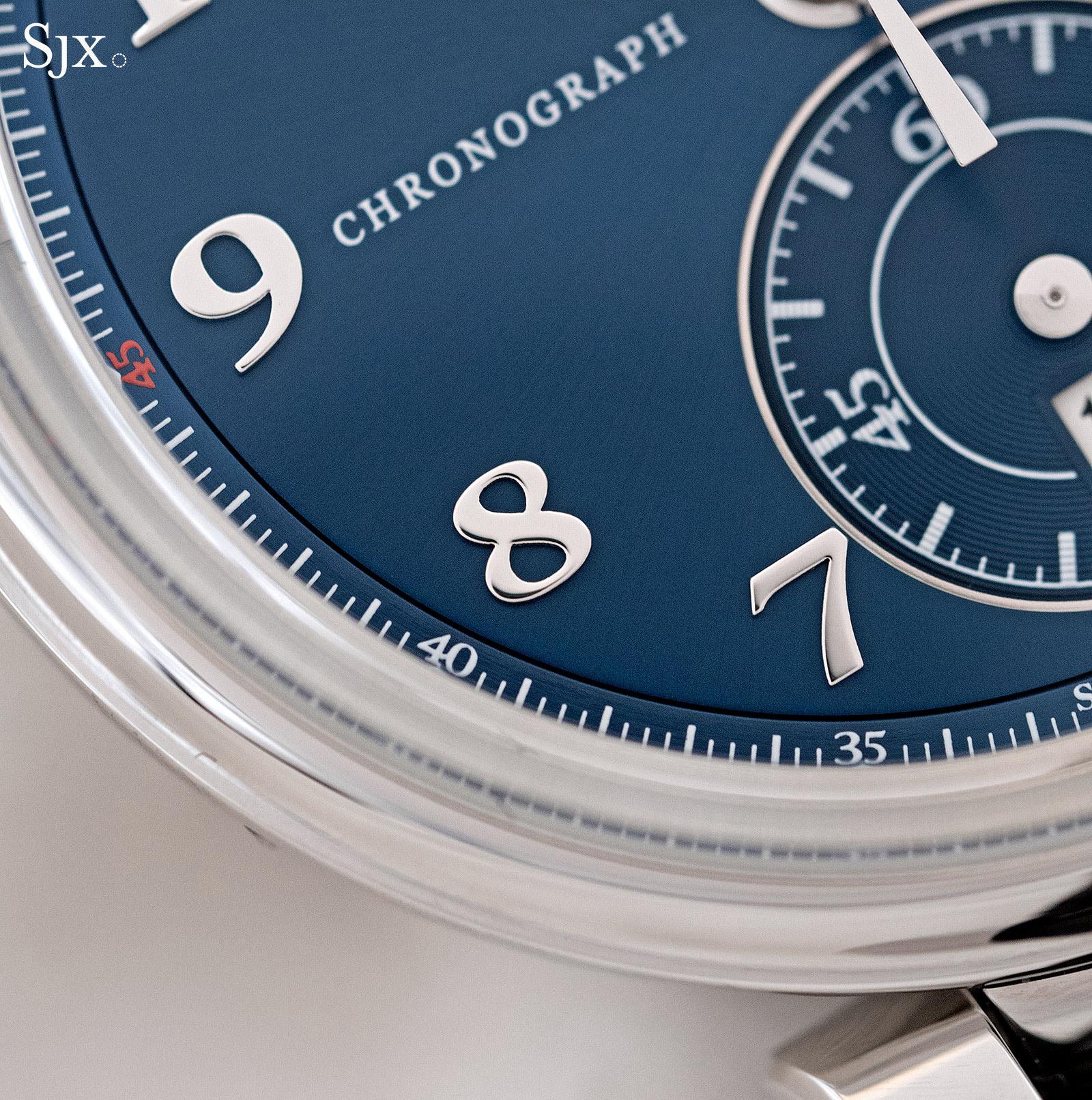 IWC Da Vinci Laureus Chronograph 9