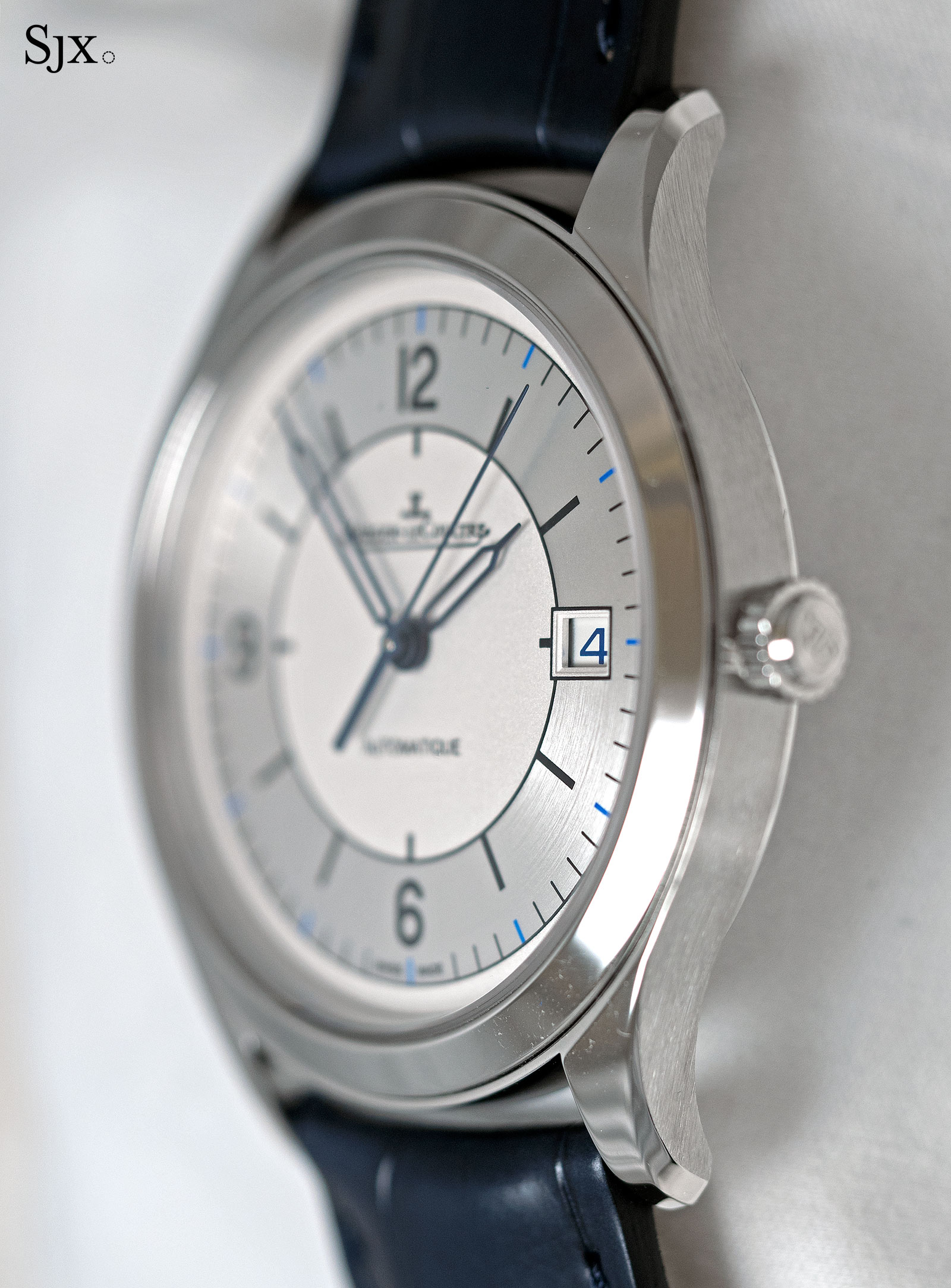 Jaeger-LeCoultre Master Control Date sector dial 6