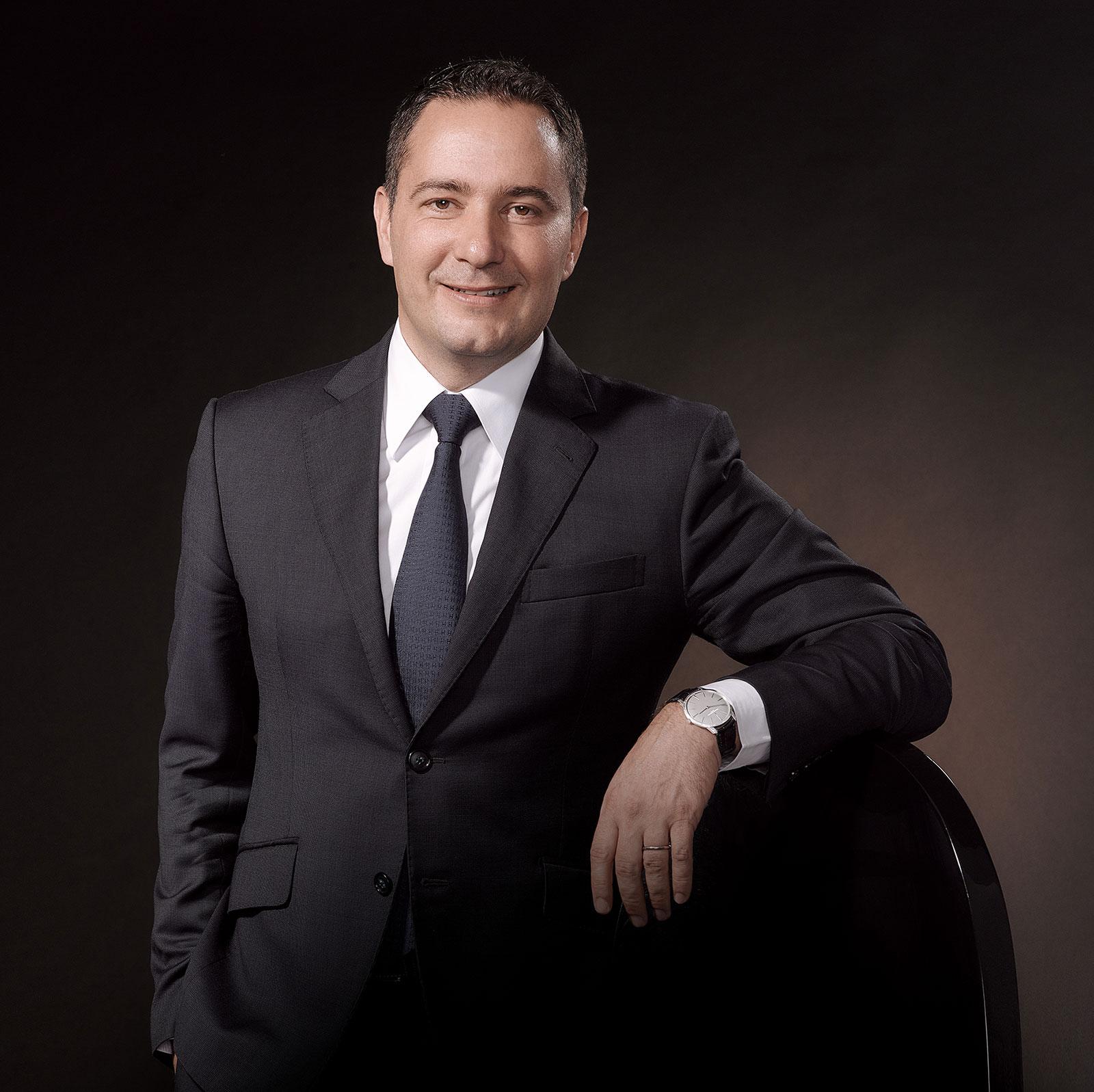 Julien Tornare Zenith CEO