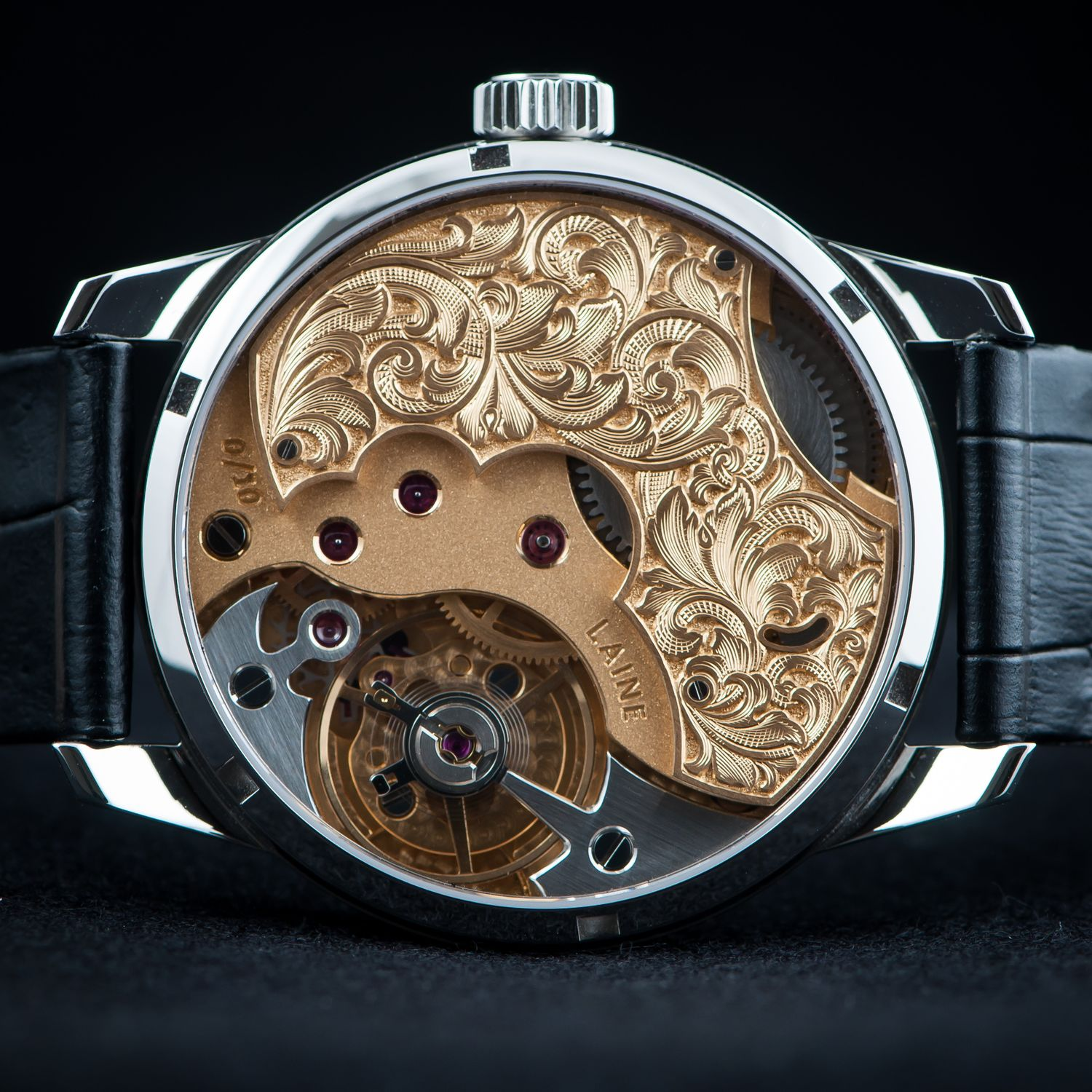 Laine 1817 watch 3