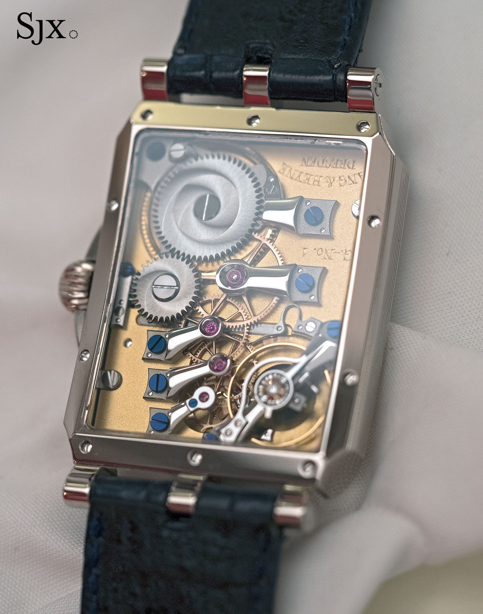 Lang Heyne Georg watch 10