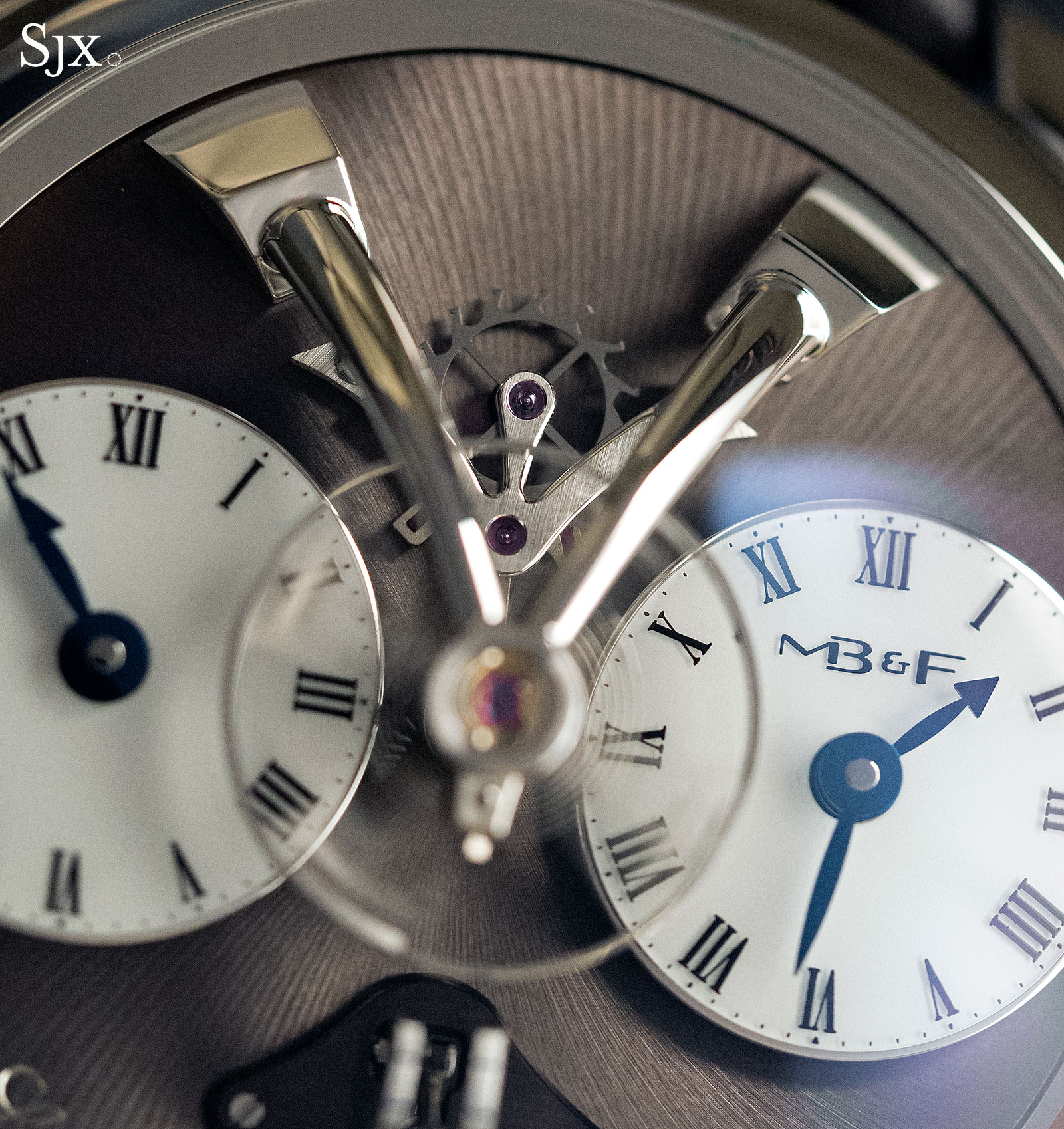MB&F LM1 Final Edition steel 2