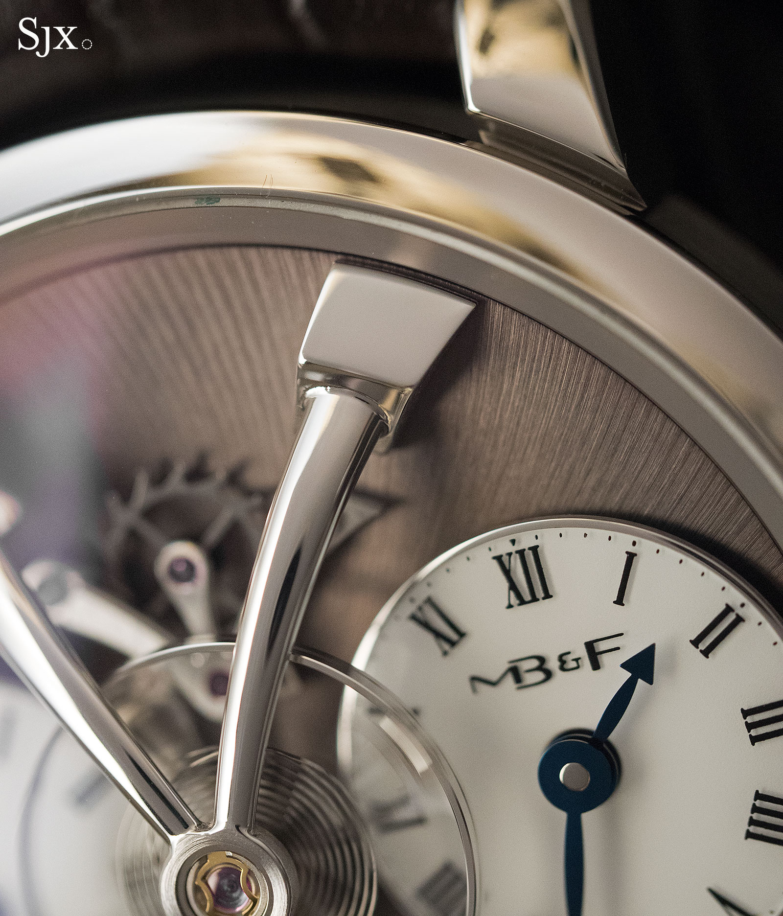 MB&F LM1 Final Edition steel 5
