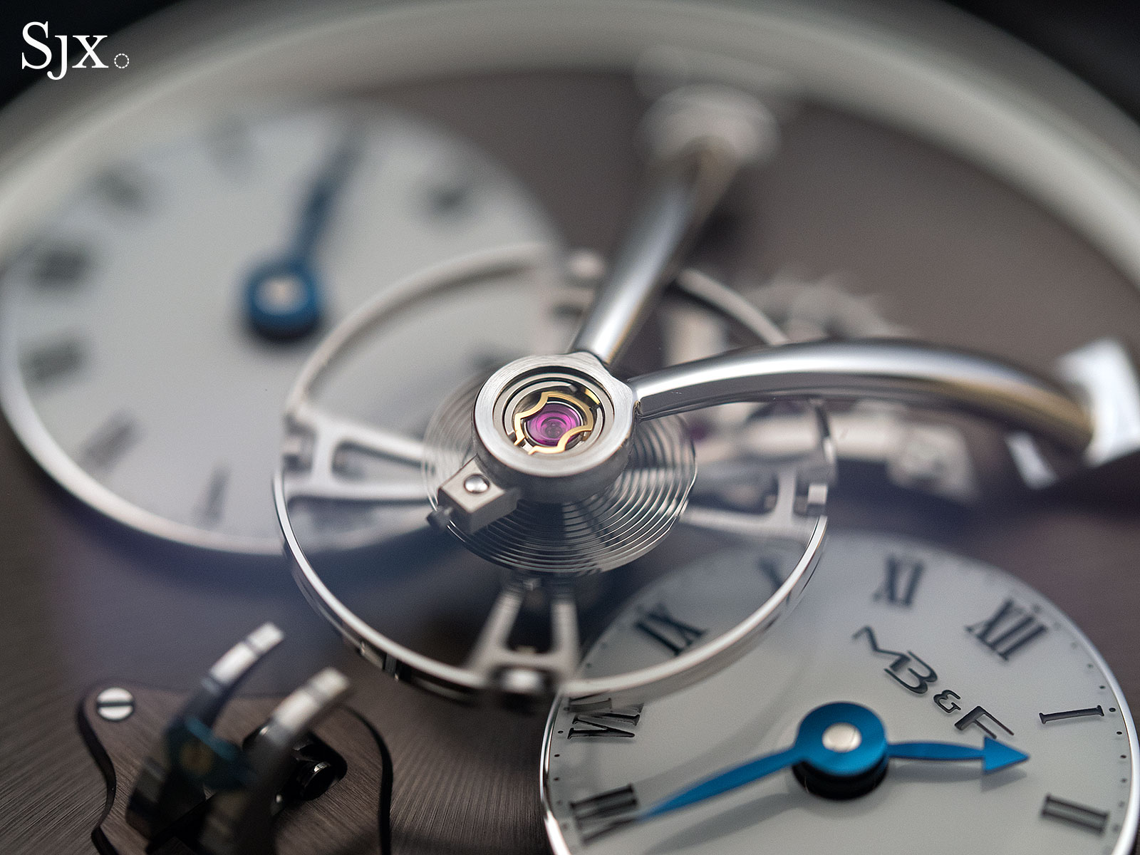 MB&F LM1 Final Edition steel 6