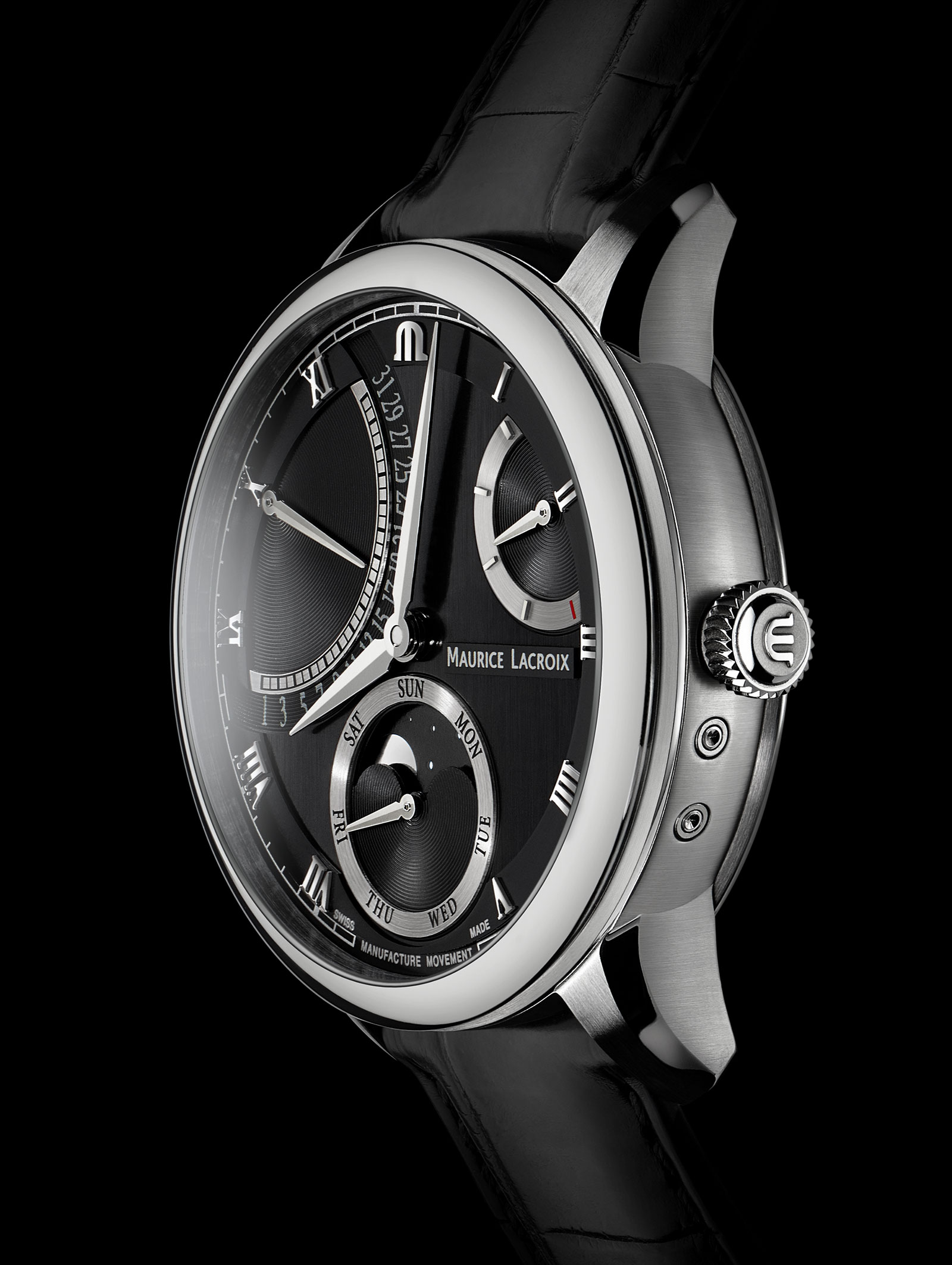 Maurice Lacroix Masterpiece Moon Retrograde 3