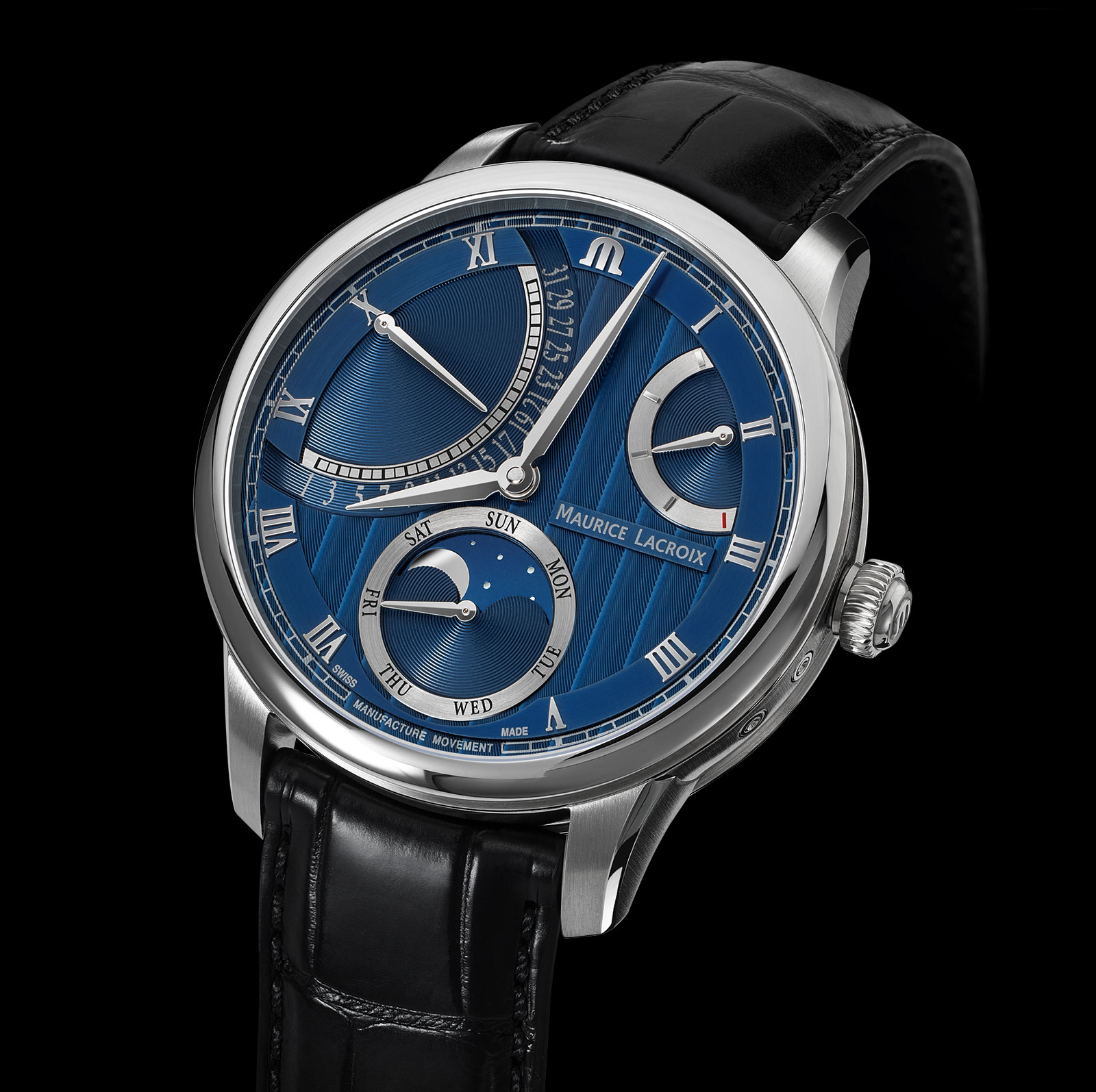 Maurice Lacroix Masterpiece Moon Retrograde 4