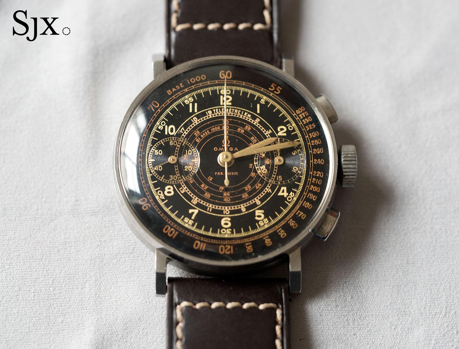 Omega chronograph CK 2393-1