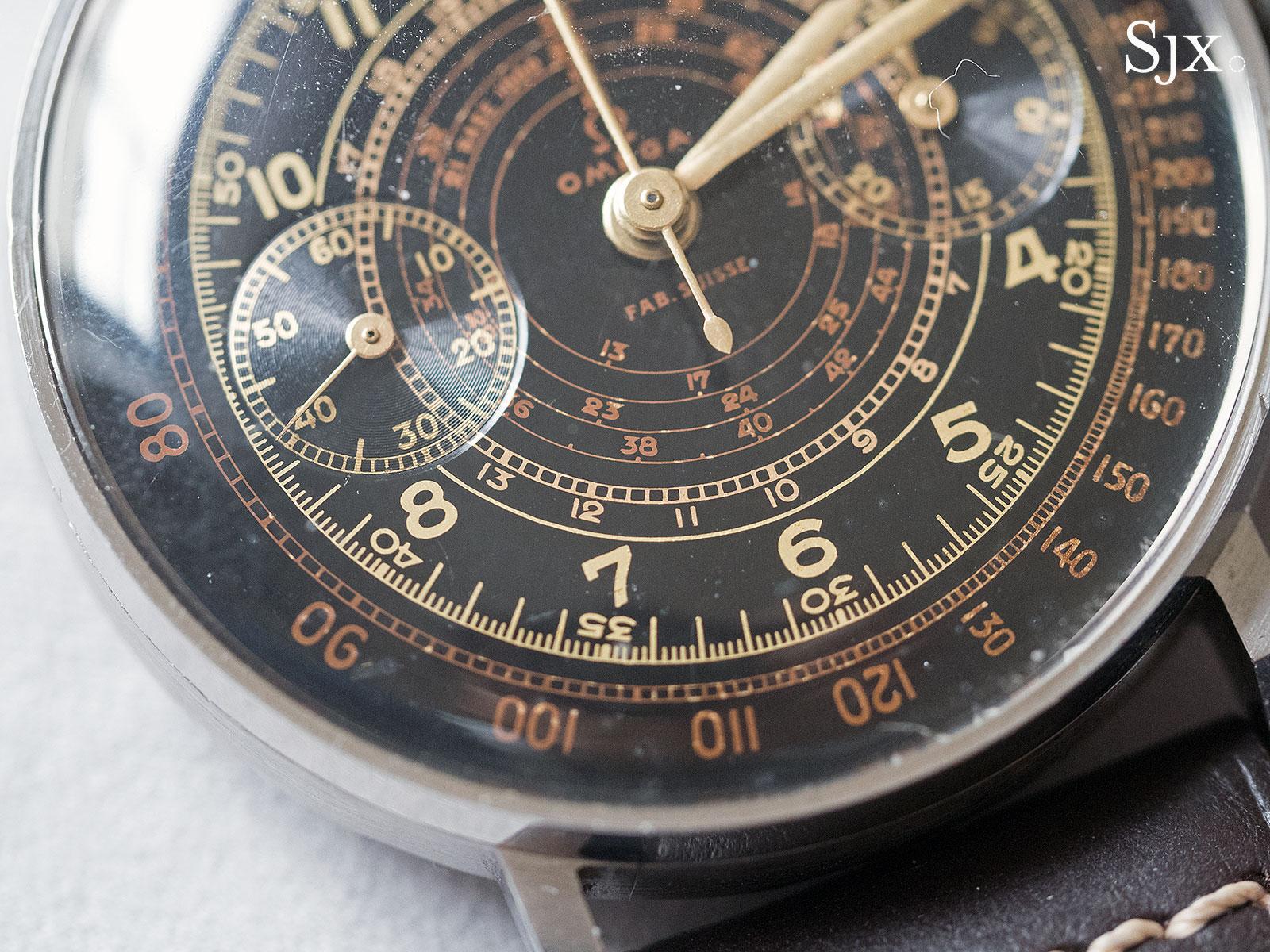 Omega chronograph CK 2393-2