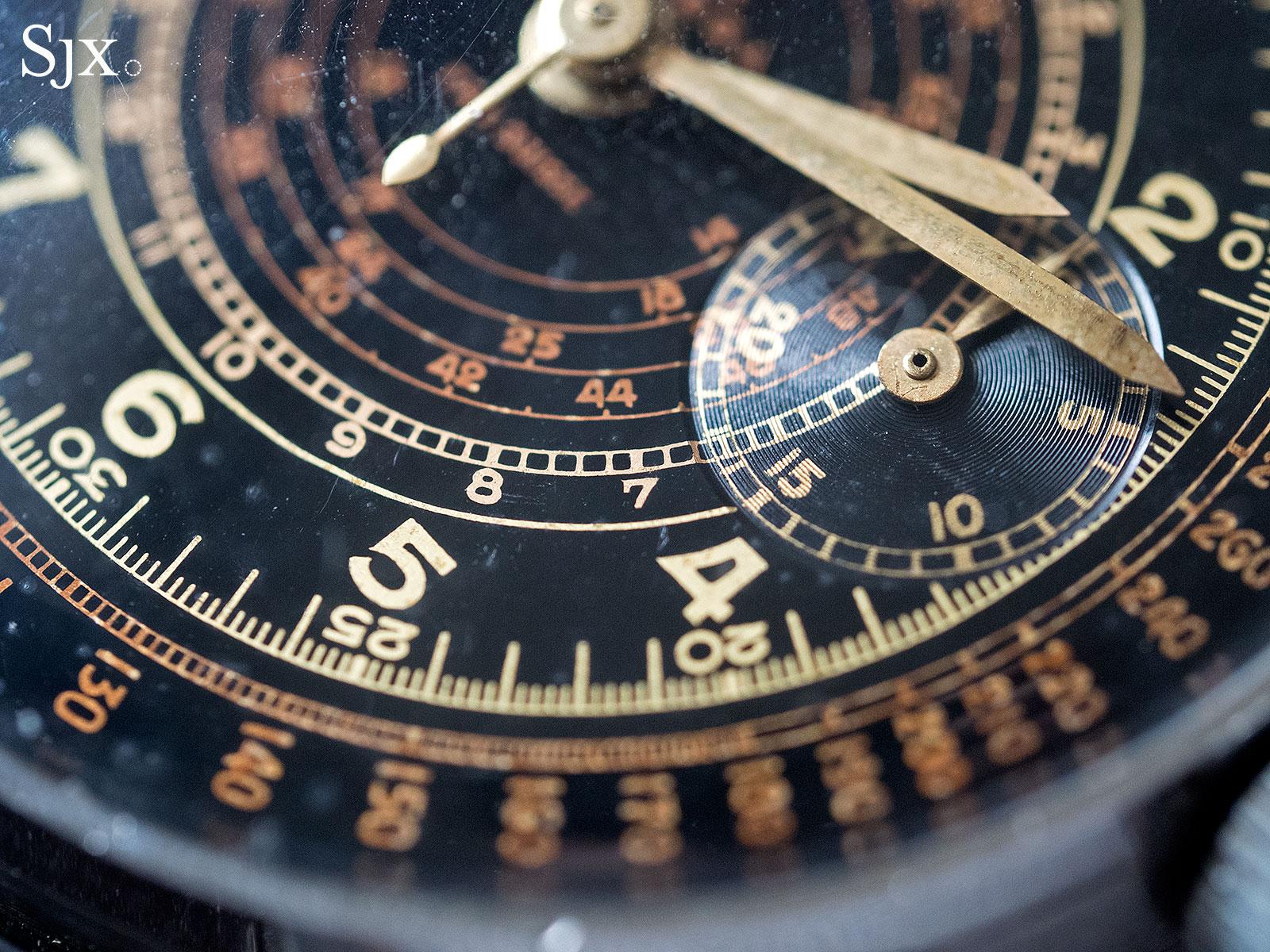 Omega chronograph CK 2393-3