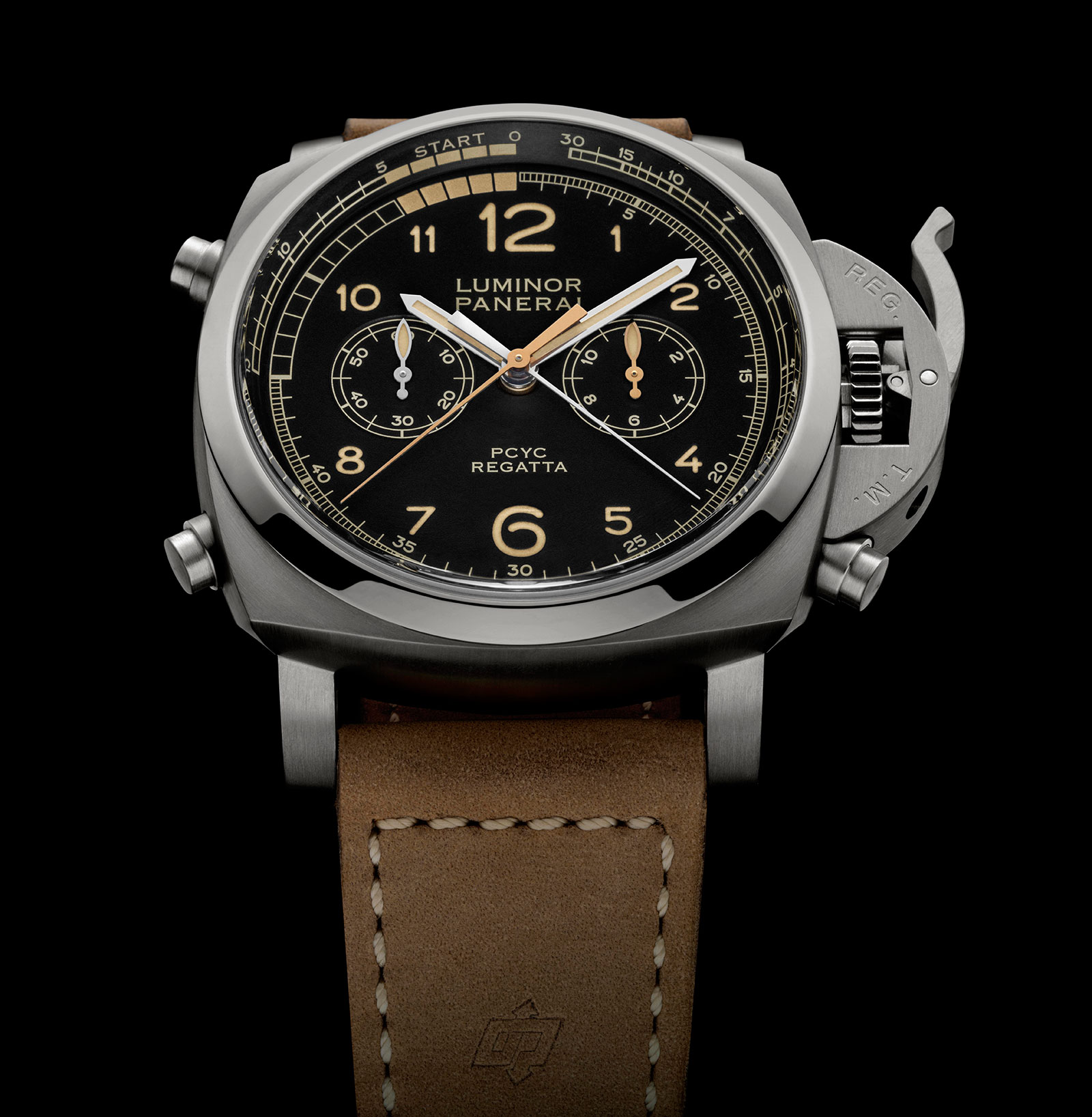 Panerai Luminor 1950 Regatta PCYC Chrono PAM652