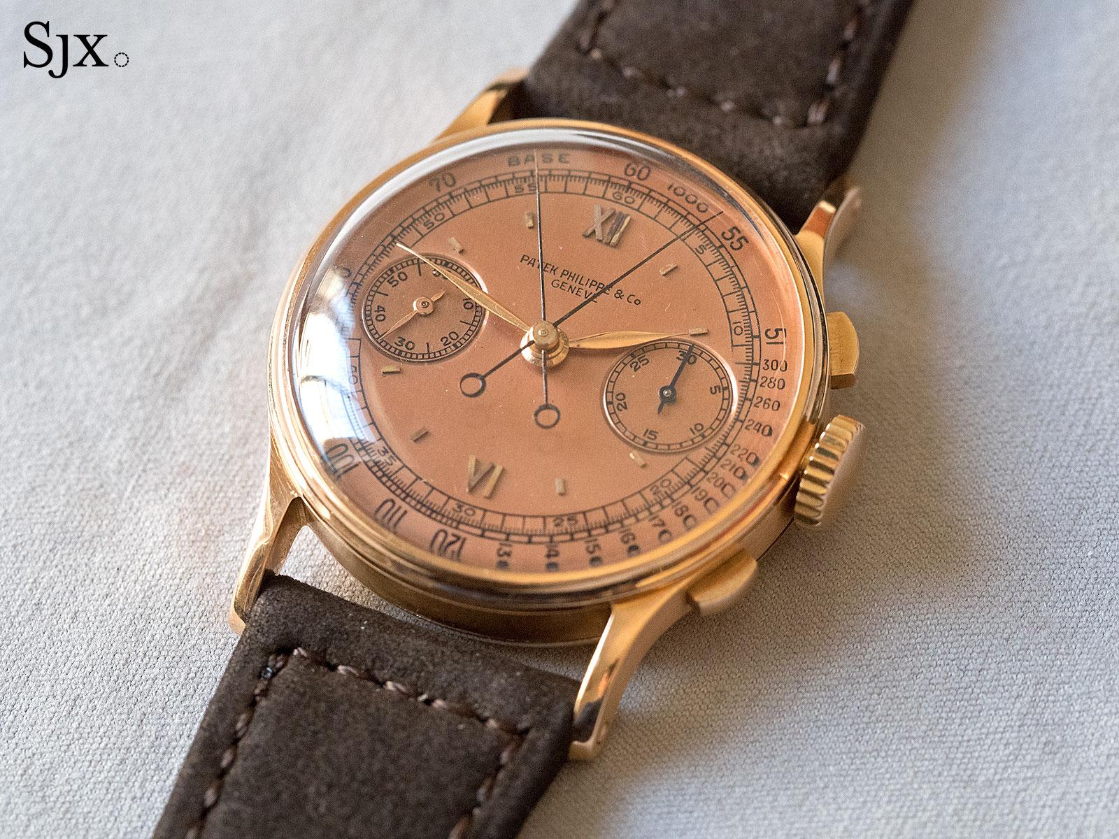 Patek Philppe 1436 pink gold 2