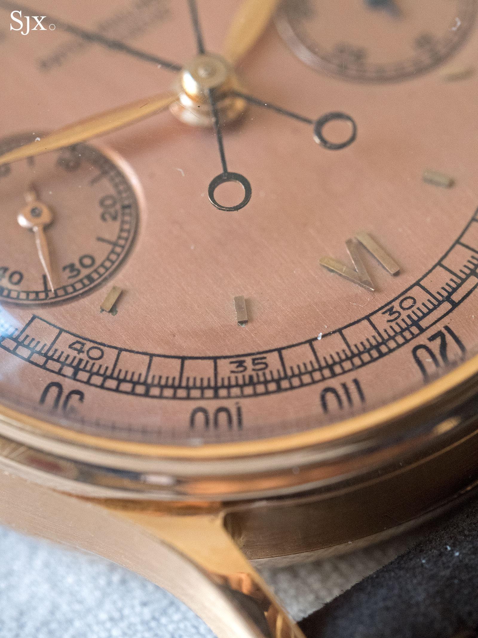 Patek Philppe 1436 pink gold 4