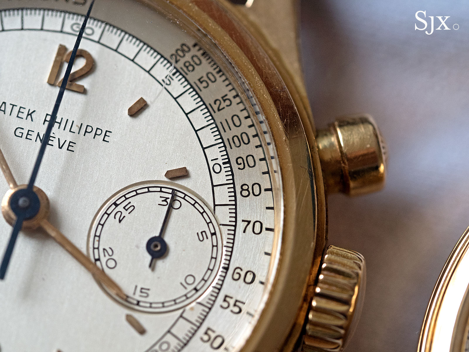 Patek Philppe 1463 pulsations 1