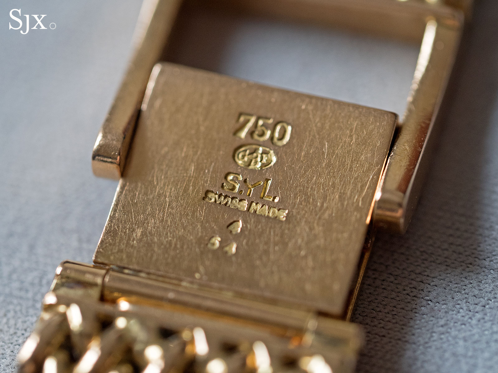 Patek Philppe 1579 Serpico Laino pink gold 8