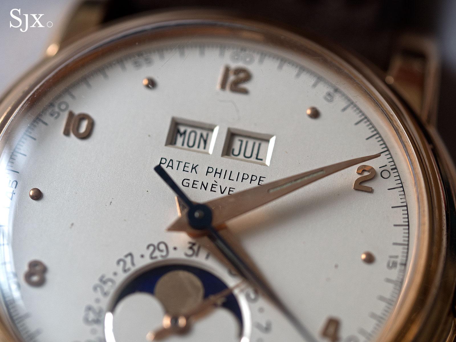 Patek Philppe 2497 pink gold 2