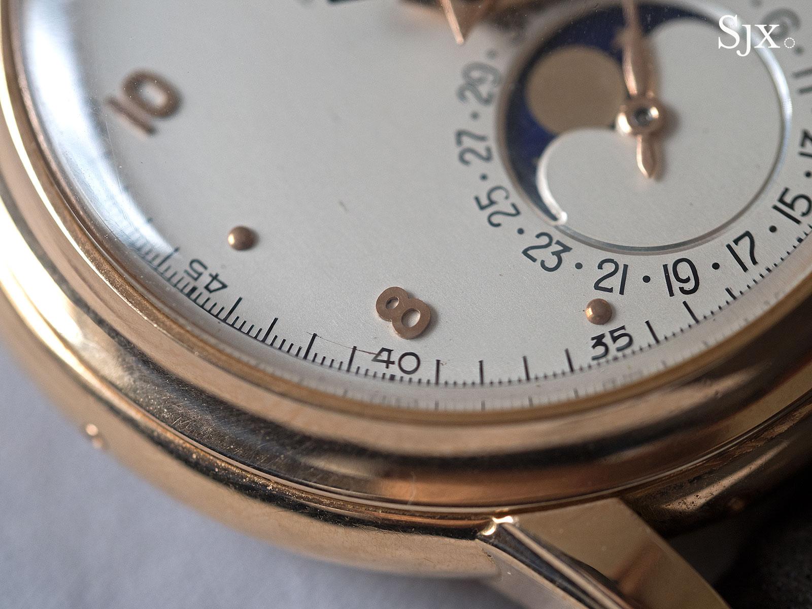 Patek Philppe 2497 pink gold 5