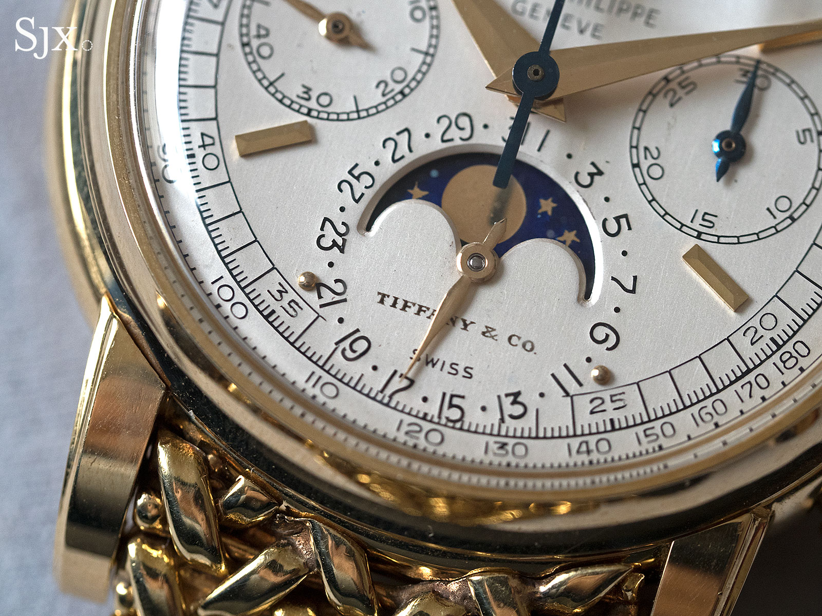 Patek Philppe 2499 Tiffany dial 7