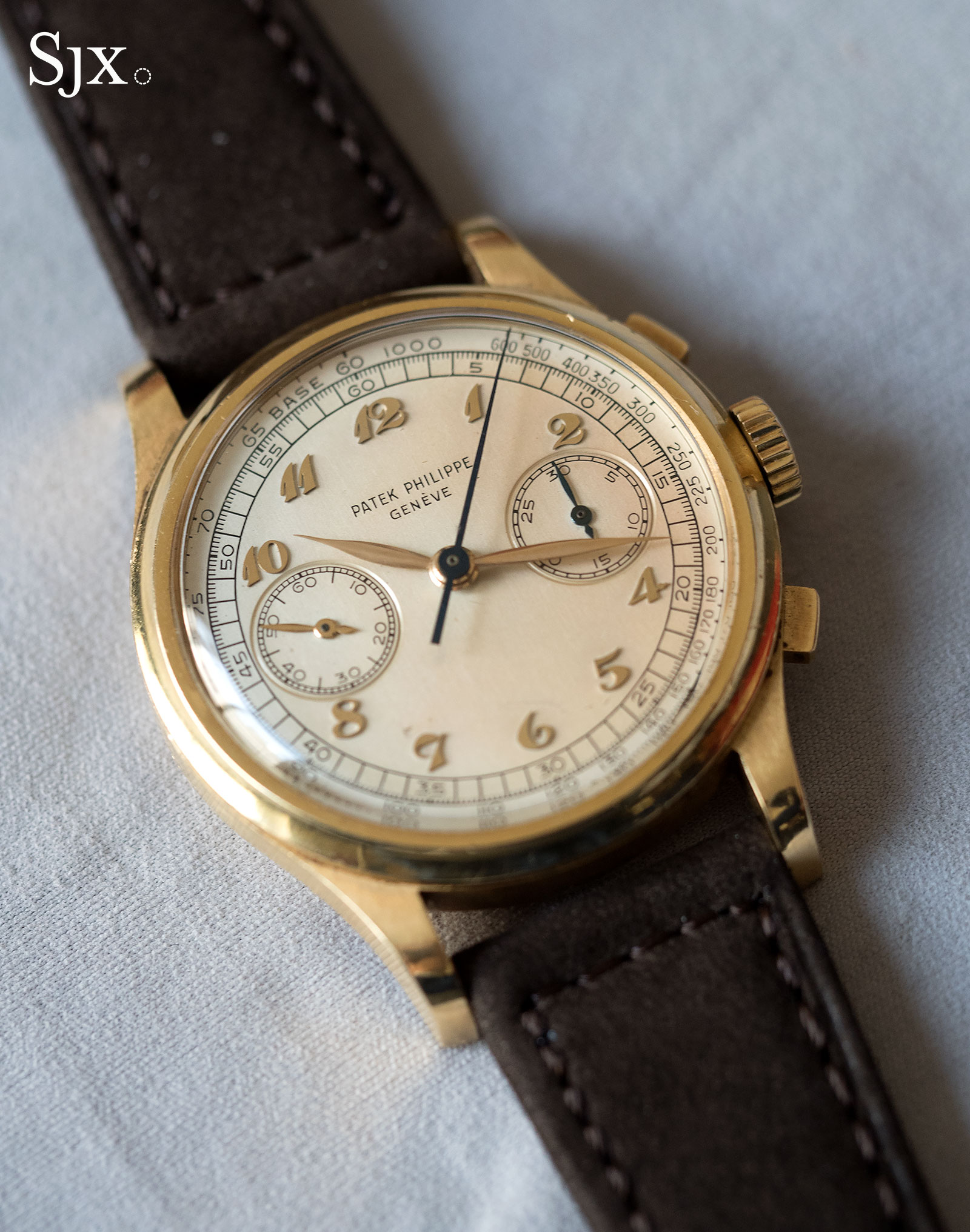 Patek Philppe 530 chronograph 1