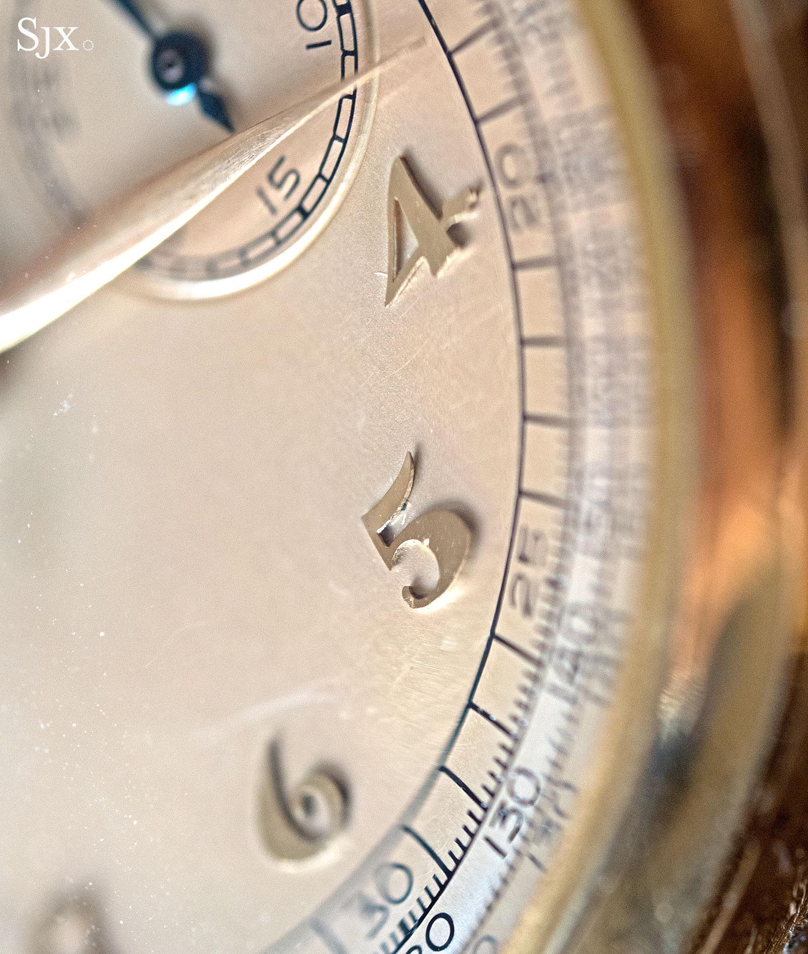 Patek Philppe 530 chronograph 4