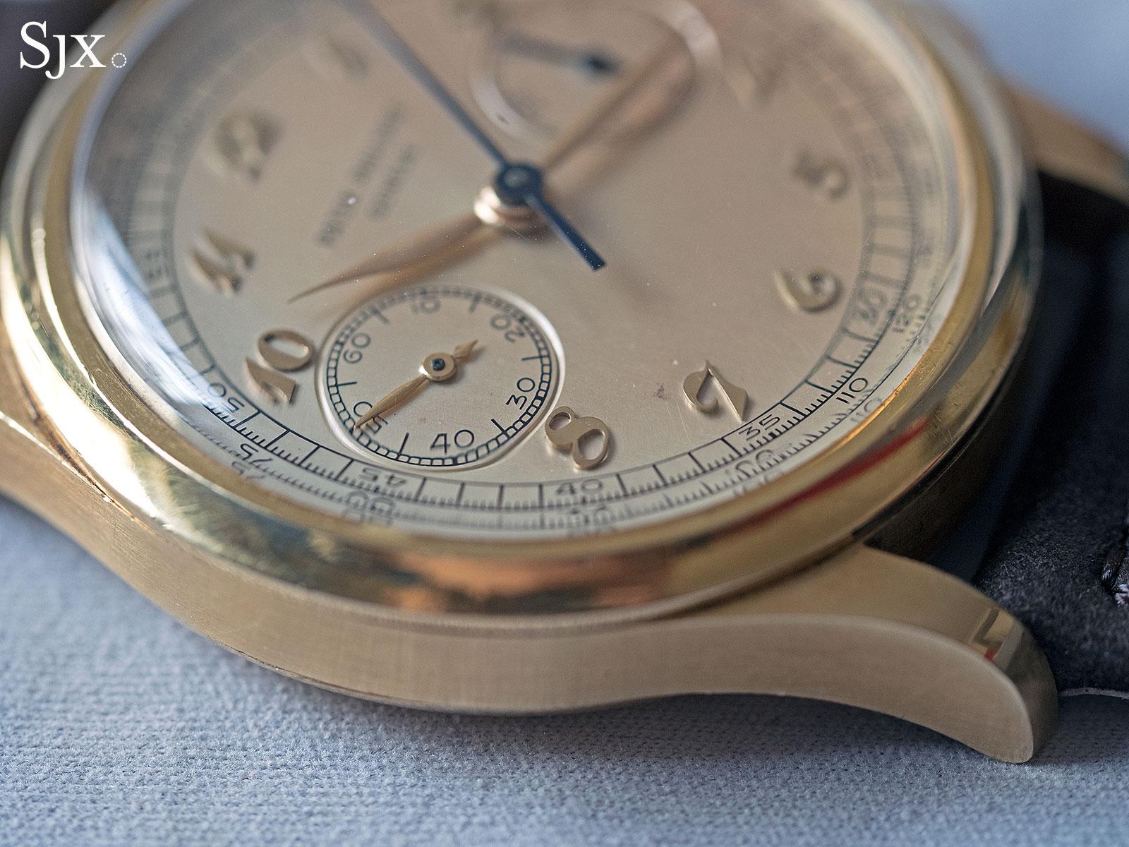 Patek Philppe 530 chronograph 6