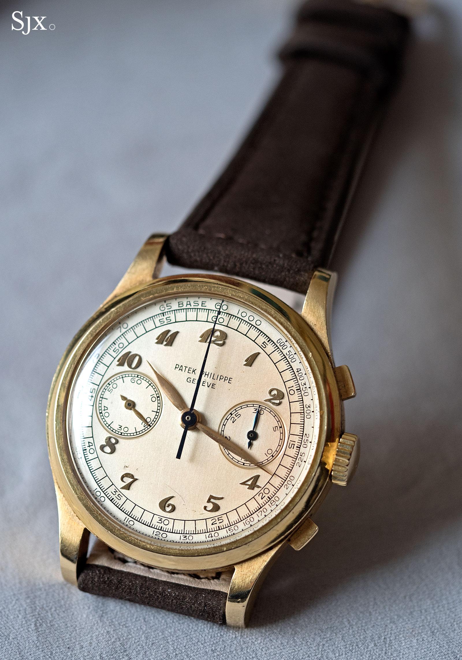 Patek Philppe 530 chronograph 7