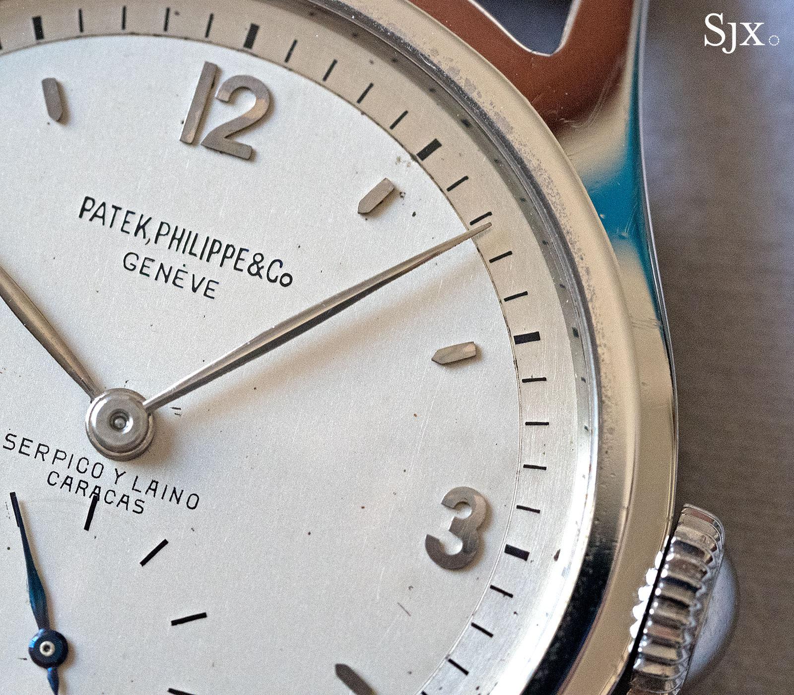 Patek Philppe 565 steel Serpico Laino-3