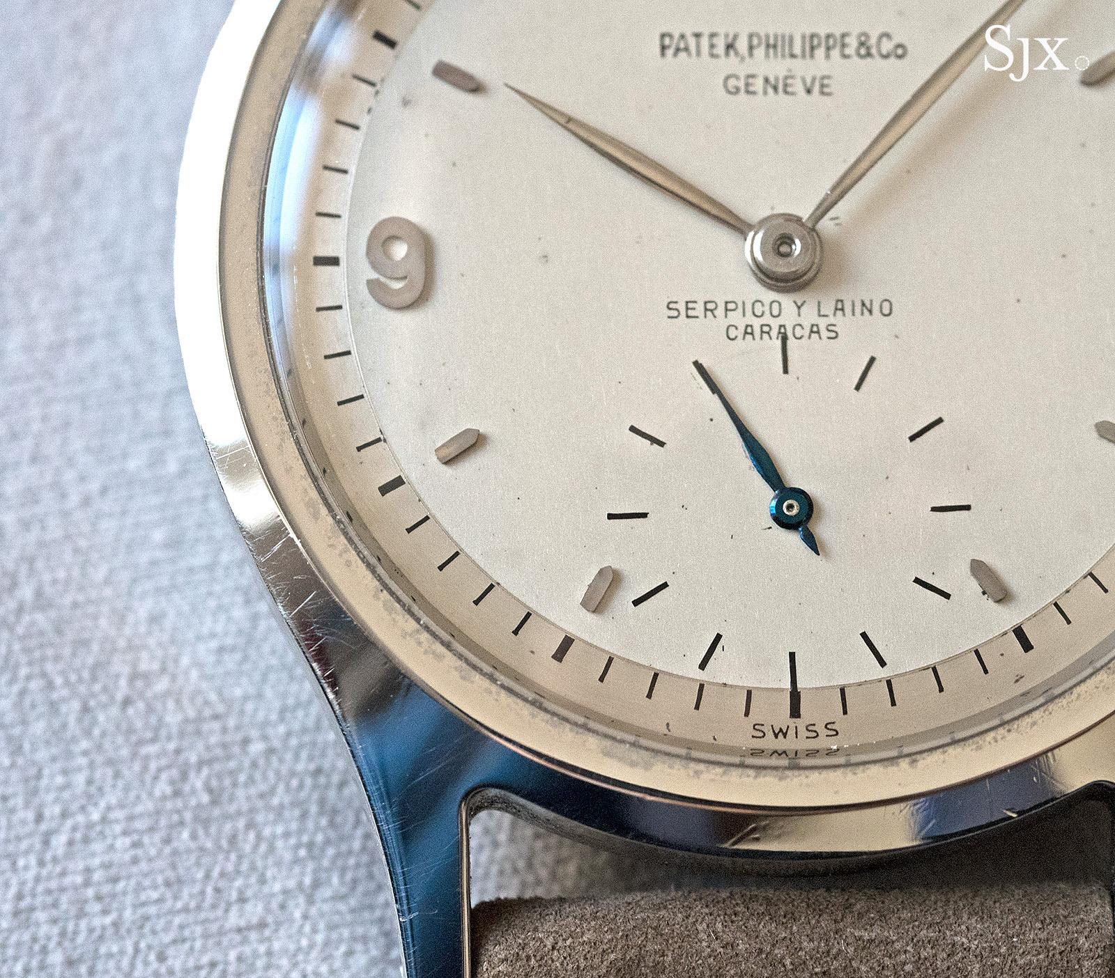 Patek Philppe 565 steel Serpico Laino-4