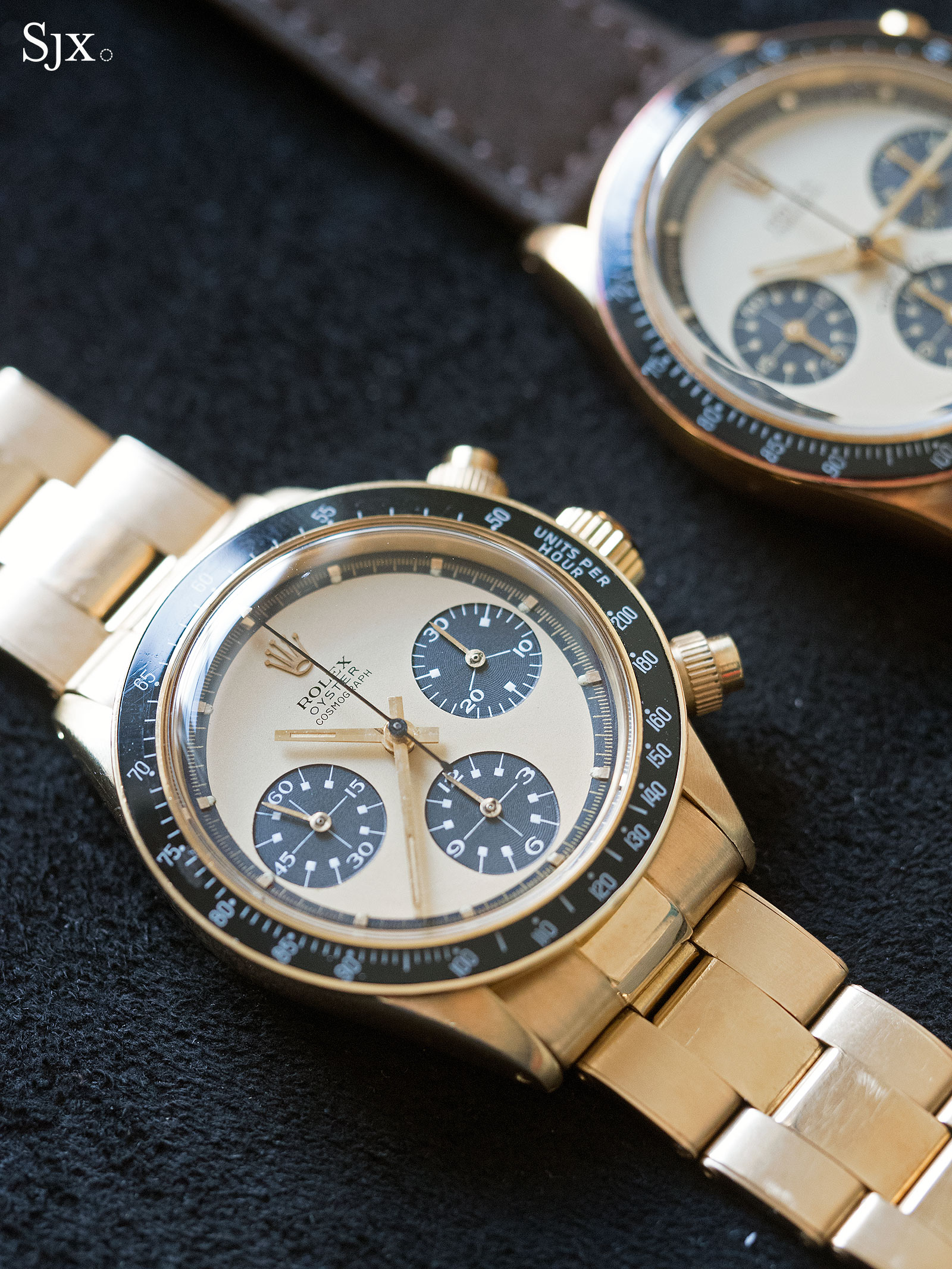 Rolex Daytona Paul Newman 6263 Lemon 3