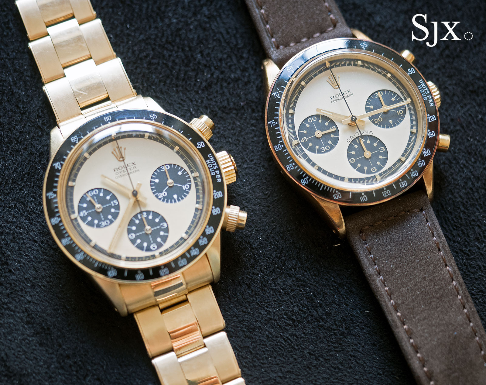 Rolex Daytona Paul Newman 6263 Lemon 4