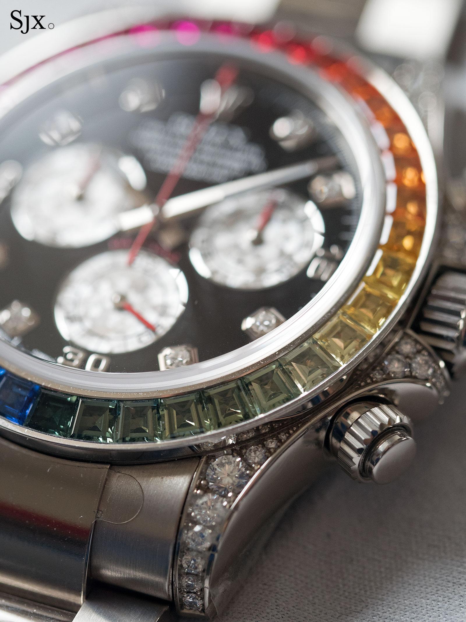 Rolex Daytona Rainbow 116599RBOW-1