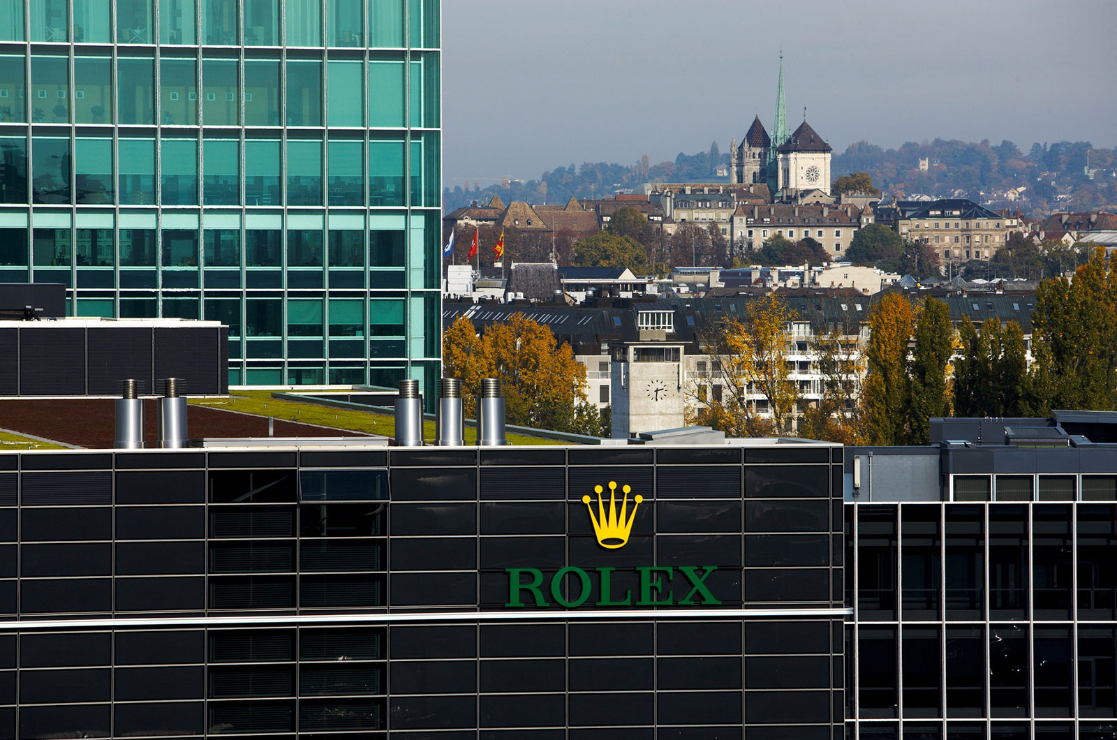 Rolex World Headquarters Geneva 3