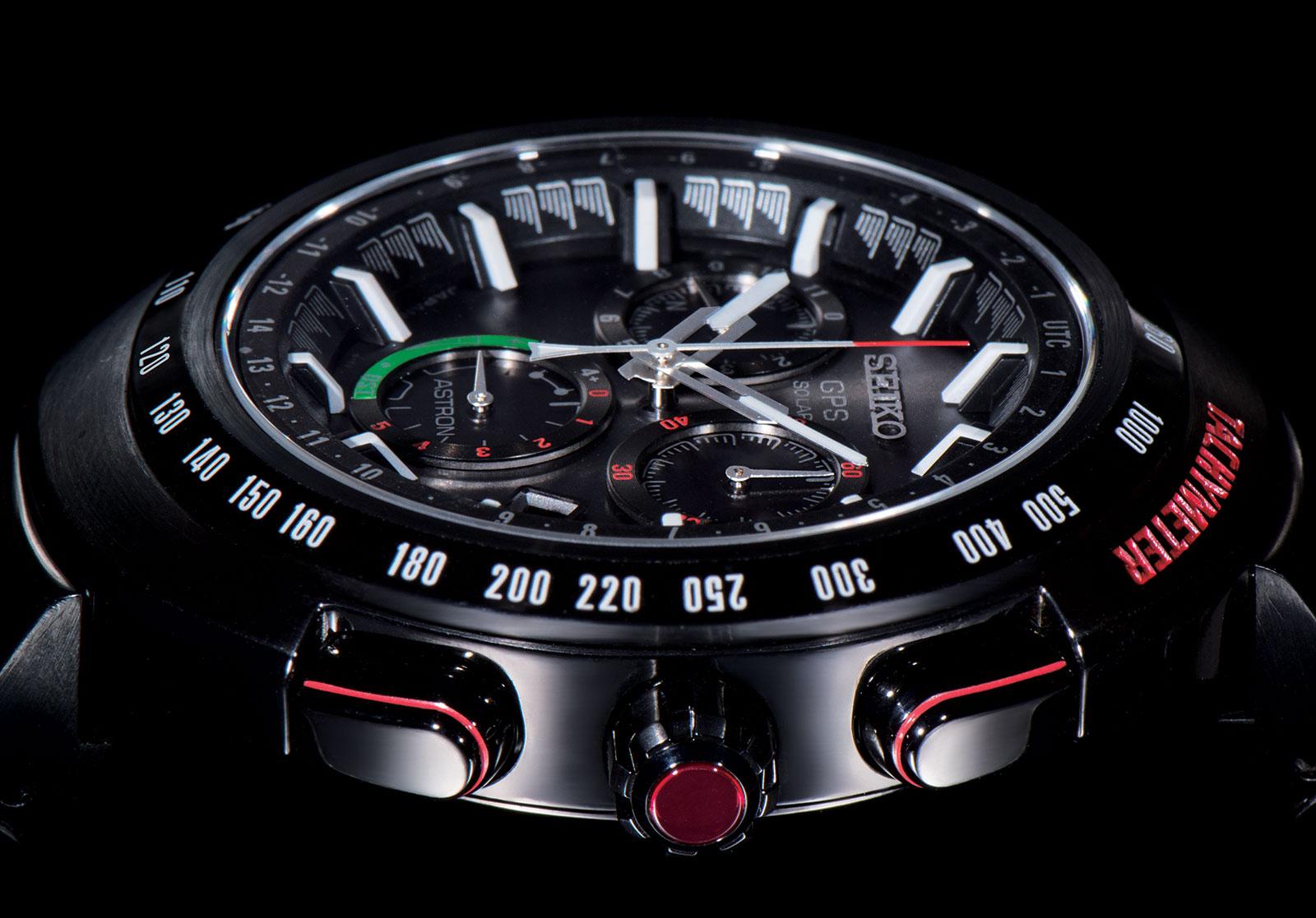 Seiko Reboots Giugiaro Design Chronograph With Astron Gps