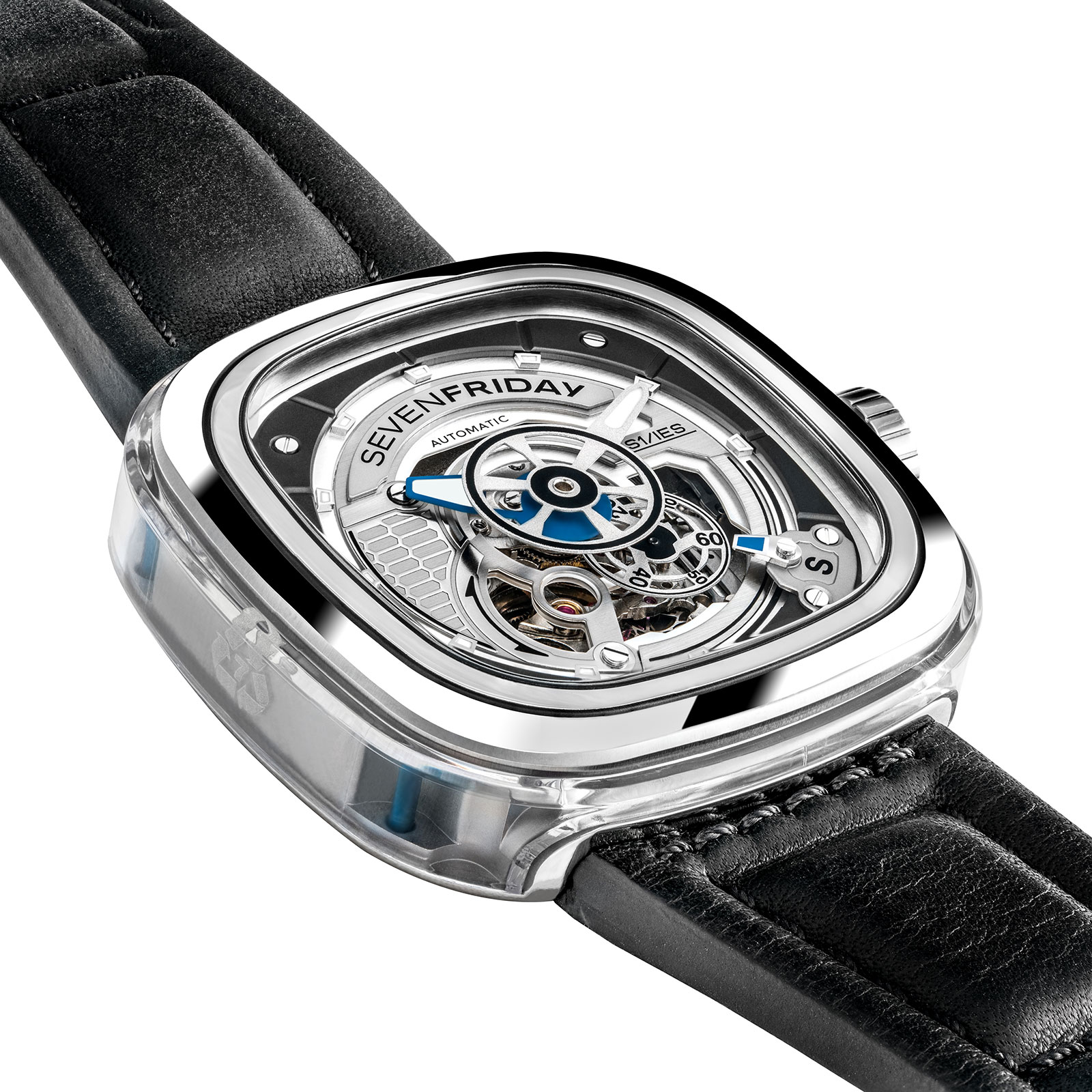 SevenFriday S1-01 watch 3