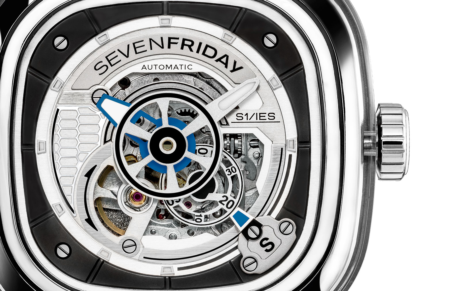 SevenFriday S1-01 watch 4