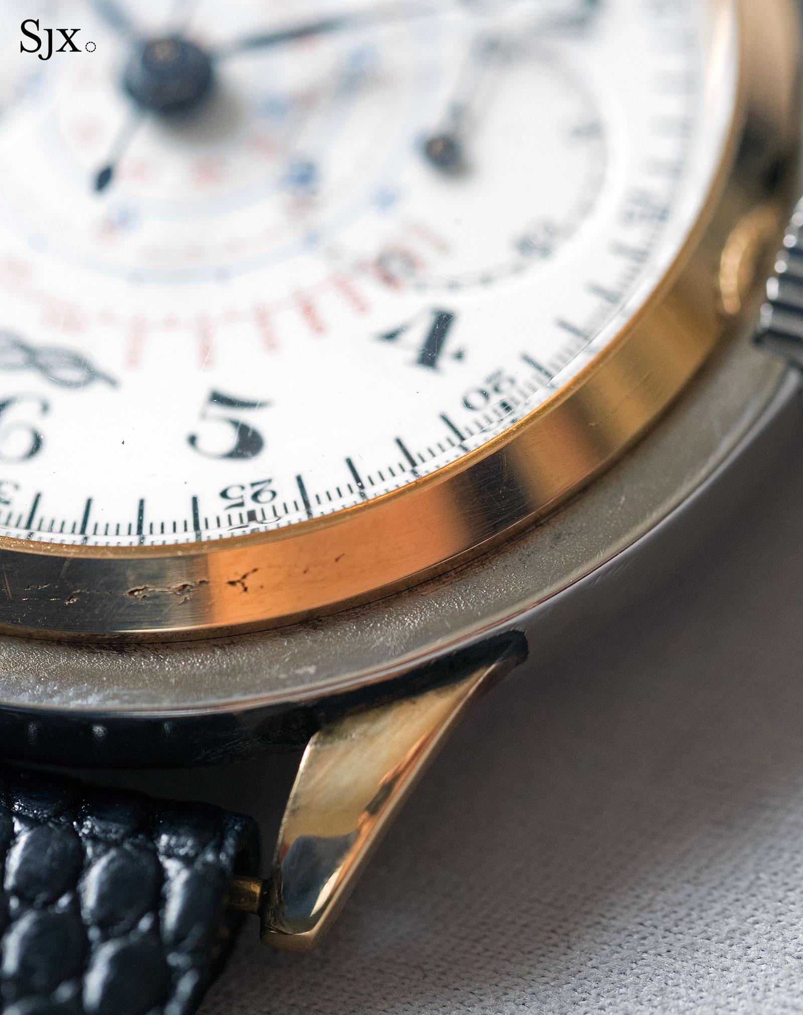 Zenith 4528 Marina Militare chronograph 2