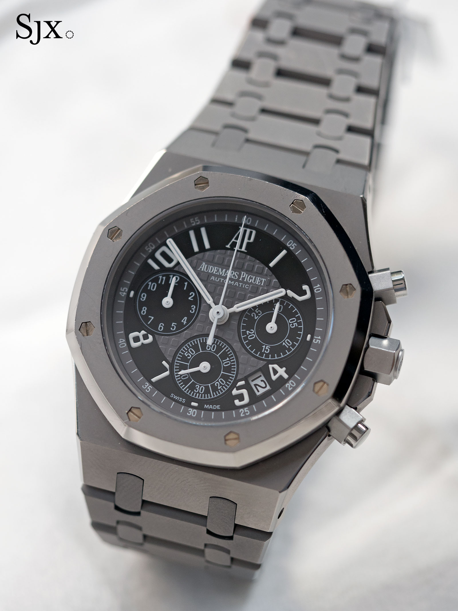 Audemars Piguet Royal Oak Chrono La Boutique Paris 1