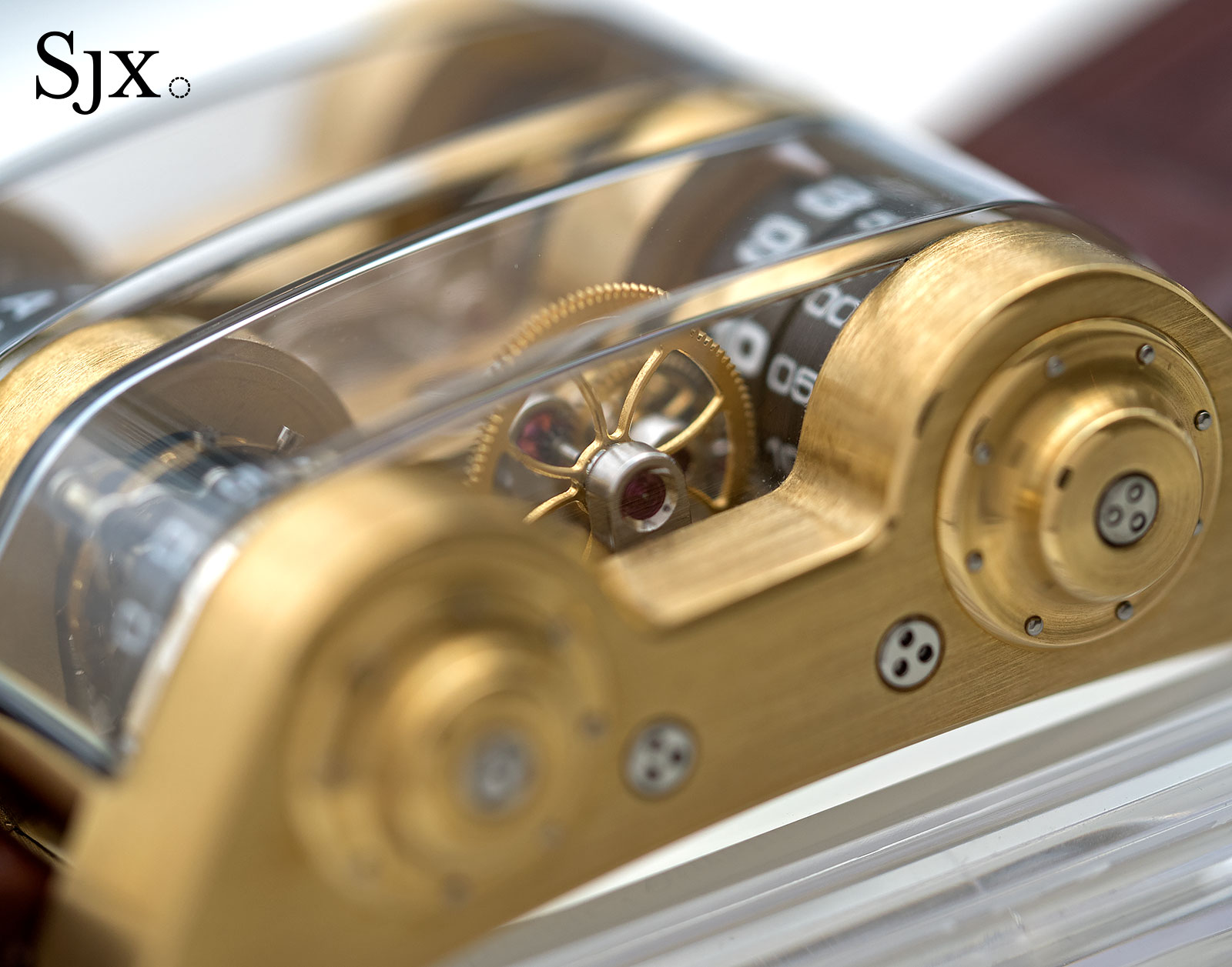 Cabestan Winch Tourbillon Vertical 5