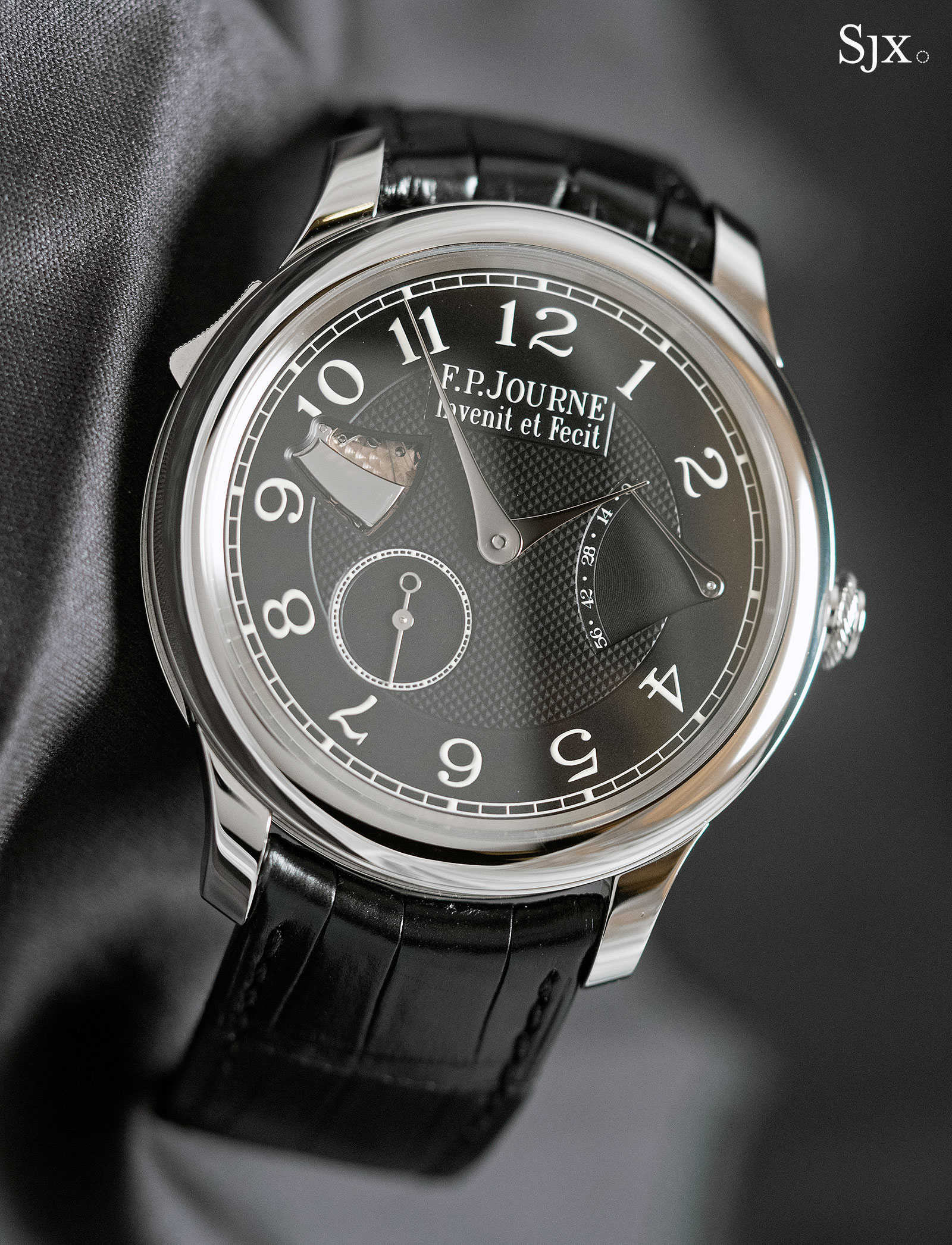 FP Journe Black Label Minute Repeater 1