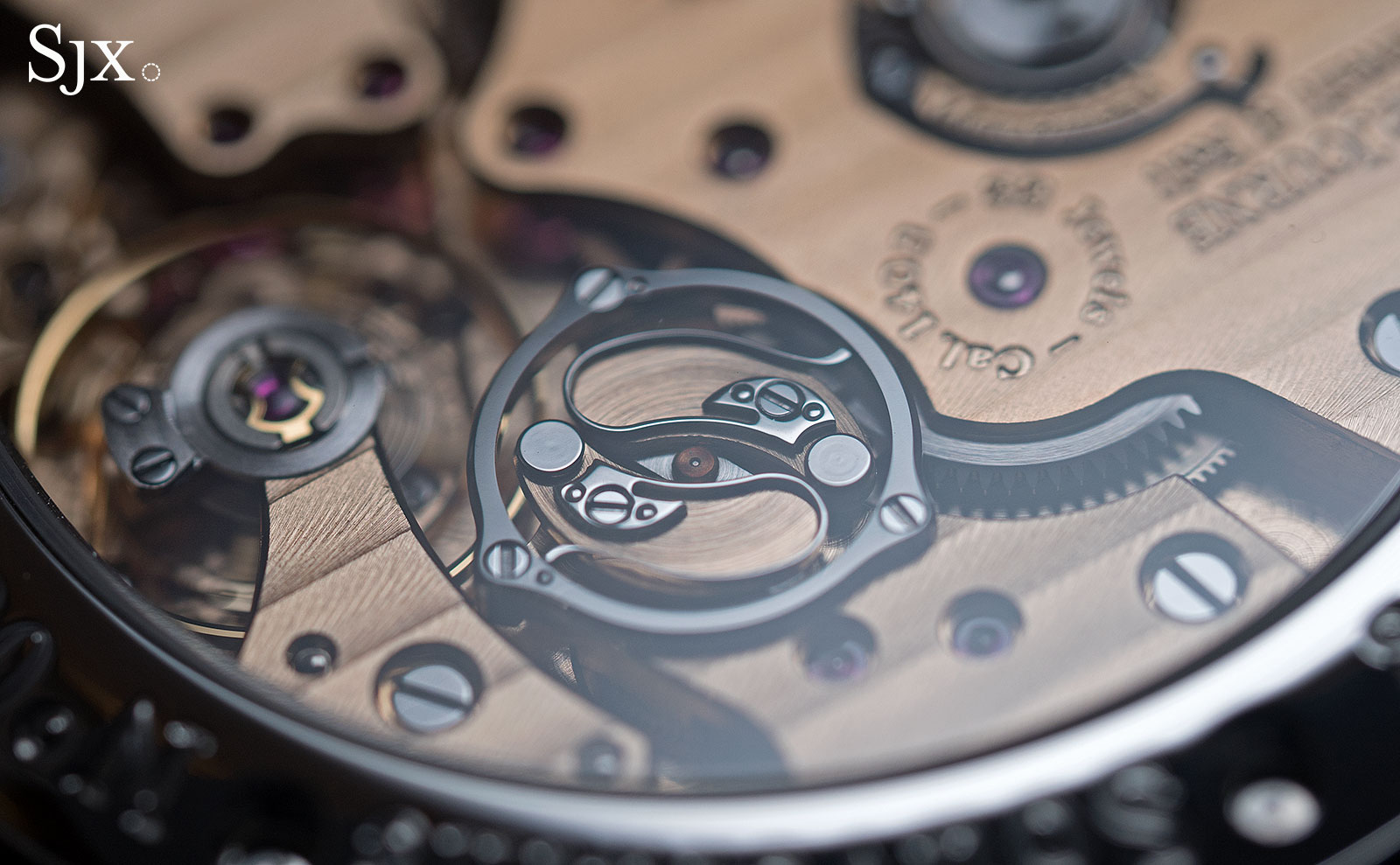 FP Journe Black Label Minute Repeater 10