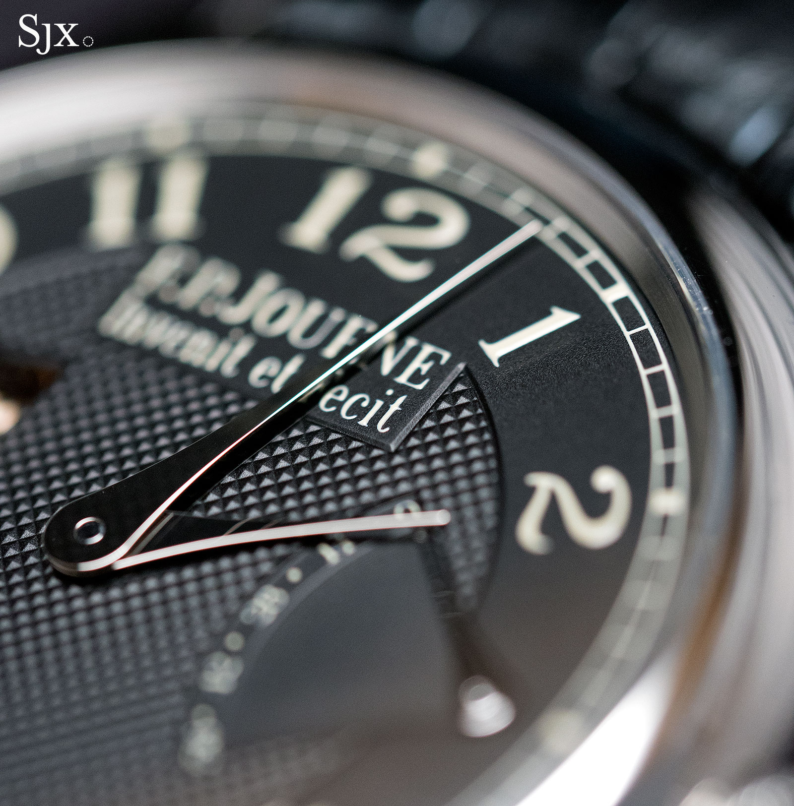 FP Journe Black Label Minute Repeater 11