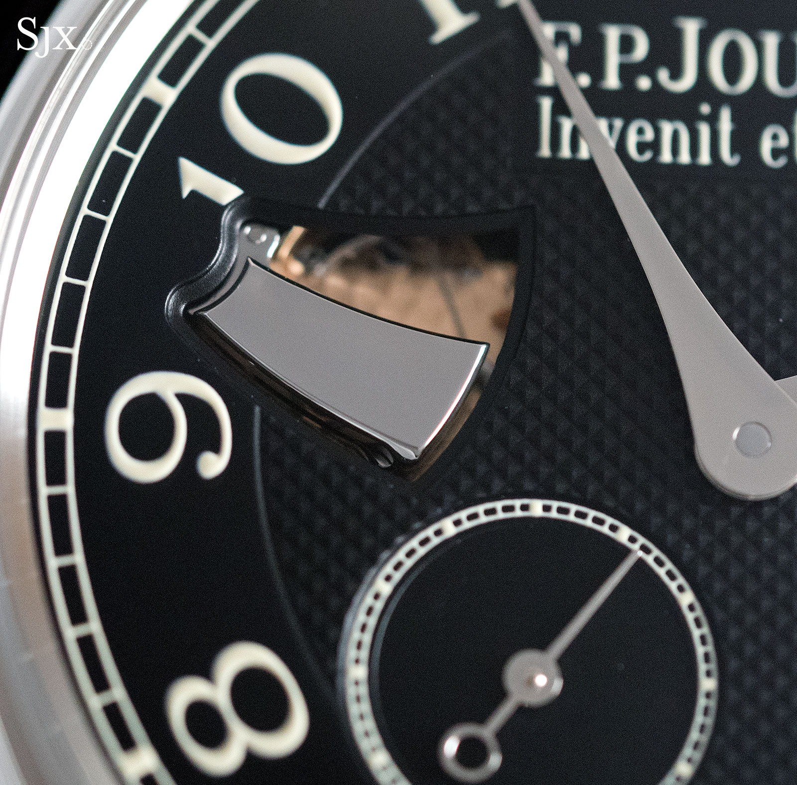 FP Journe Black Label Minute Repeater 2