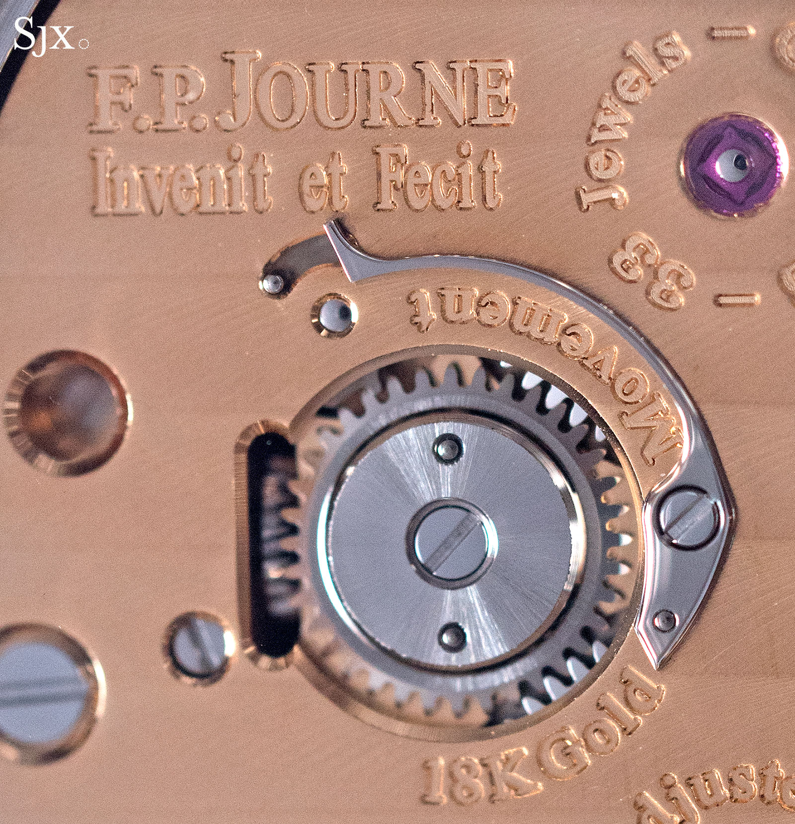 FP Journe Black Label Minute Repeater 5