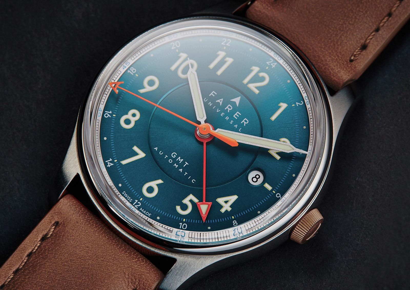 Farer GMT 5